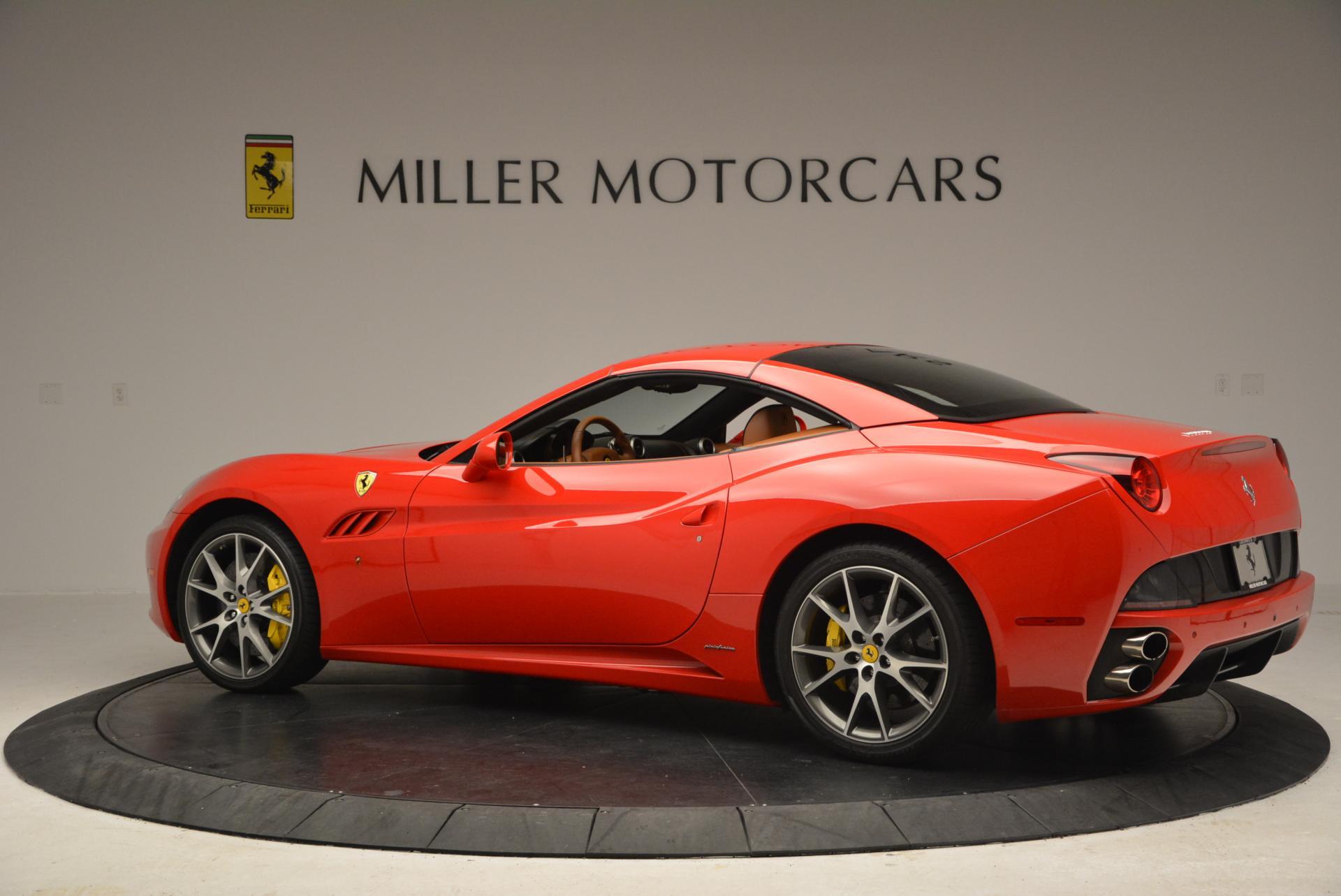 Used 2011 Ferrari California  For Sale 0 In Greenwich, CT