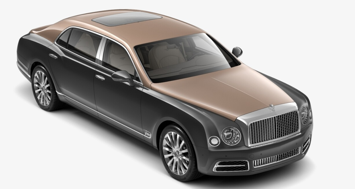 New 2017 Bentley Mulsanne Extended Wheelbase For Sale 0 In Greenwich, CT