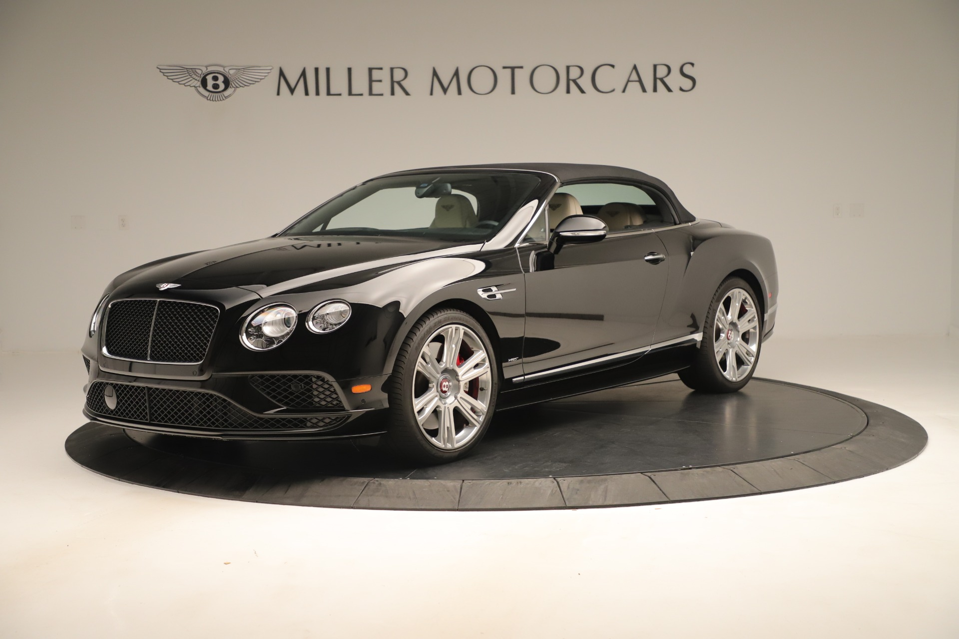 Used 2016 Bentley Continental GT V8 S For Sale 253385 In Greenwich, CT