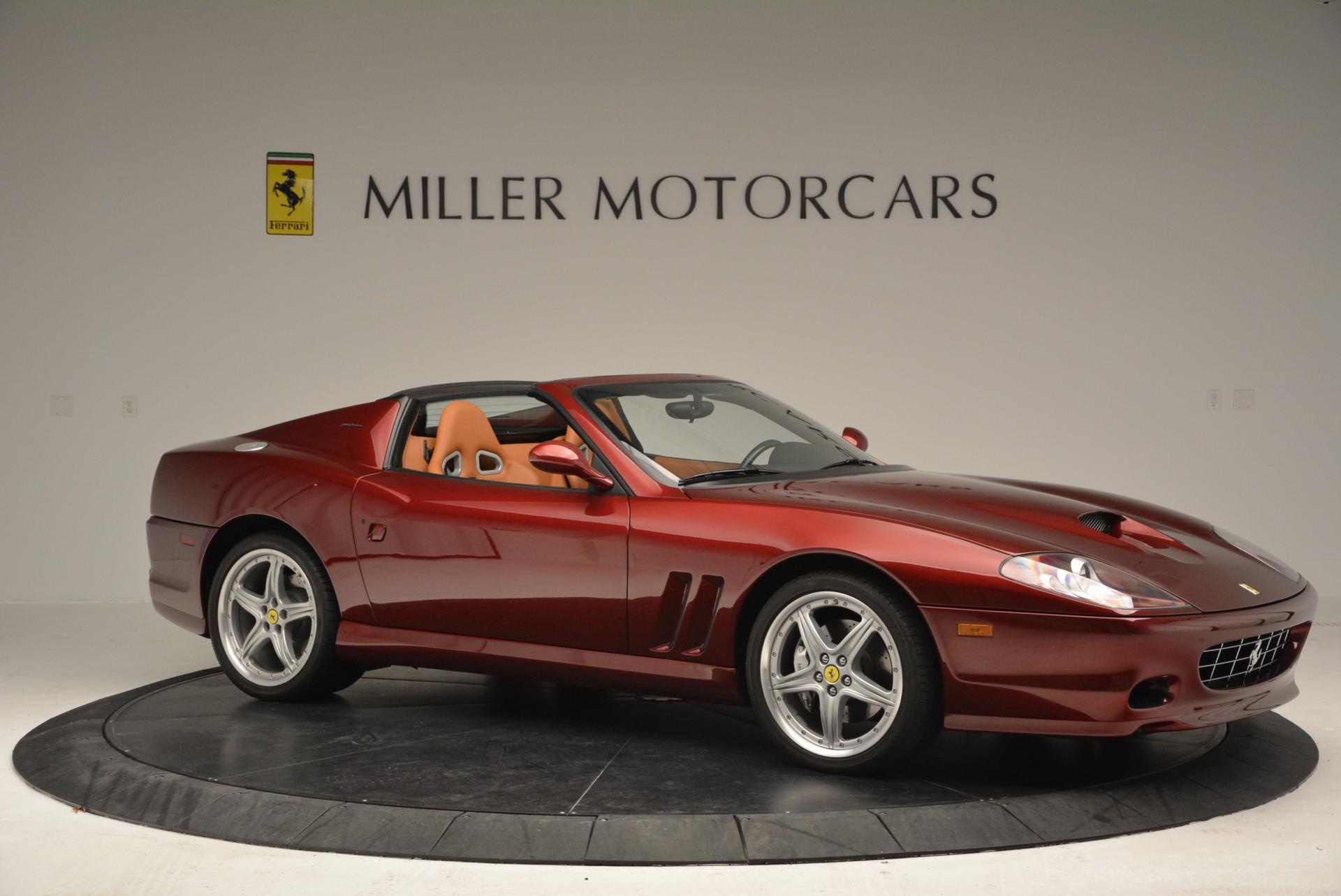 Used 2005 Ferrari Superamerica  For Sale 0 In Greenwich, CT