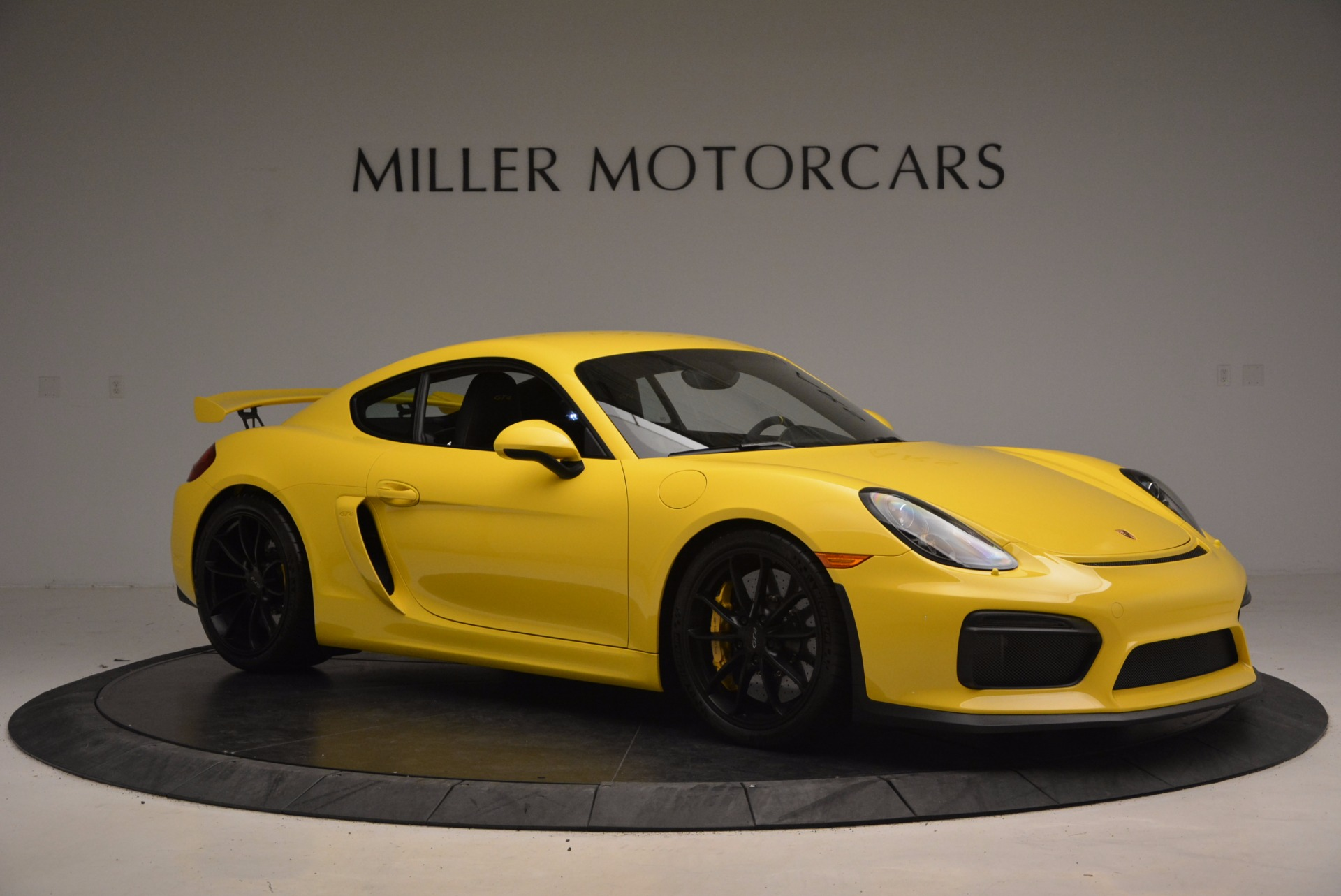 Used 2016 Porsche Cayman GT4 For Sale 0 In Greenwich, CT