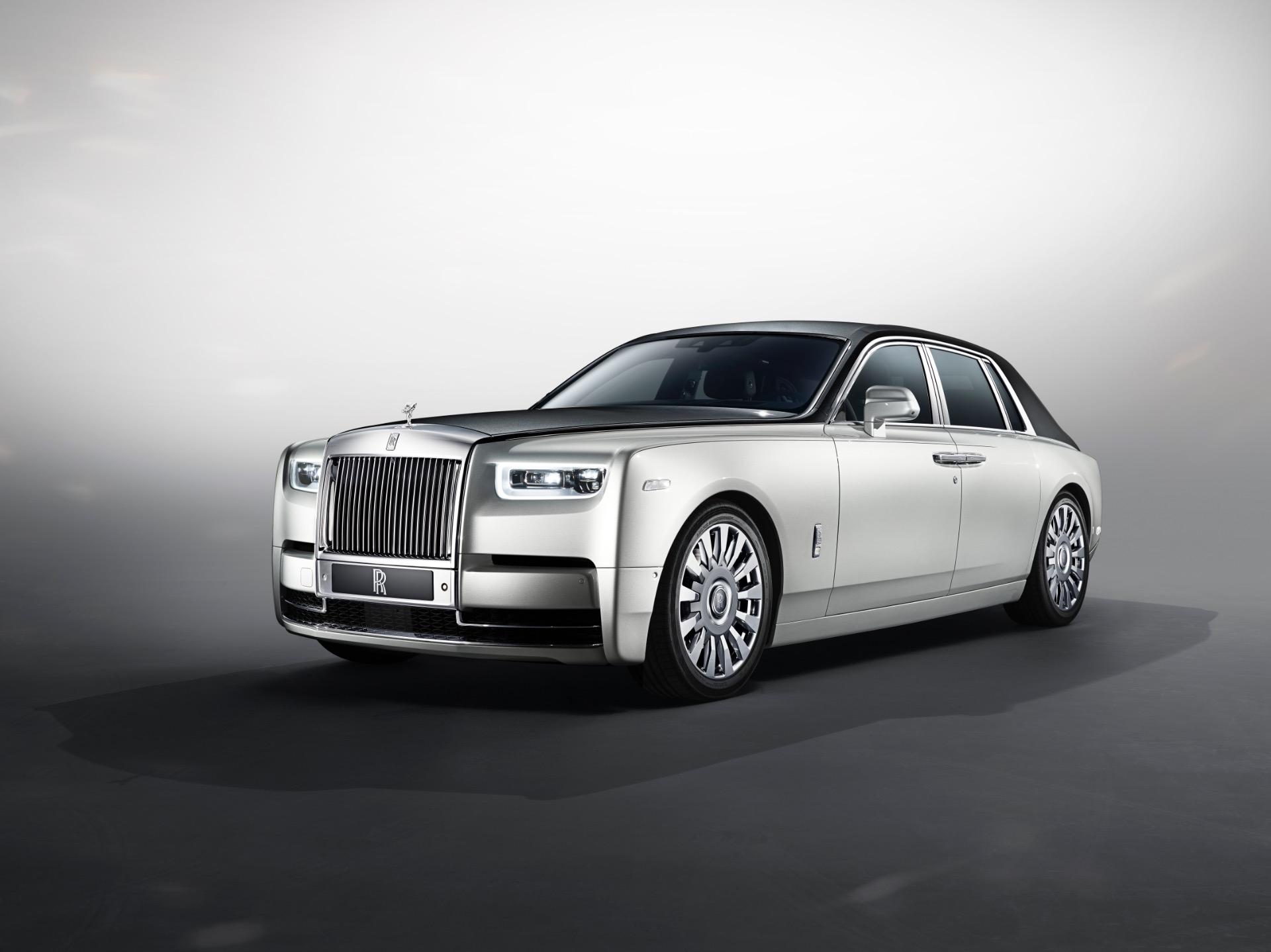 2018 Rolls Royce Phantom Taking Orders Now Stock Rr11 For Sale