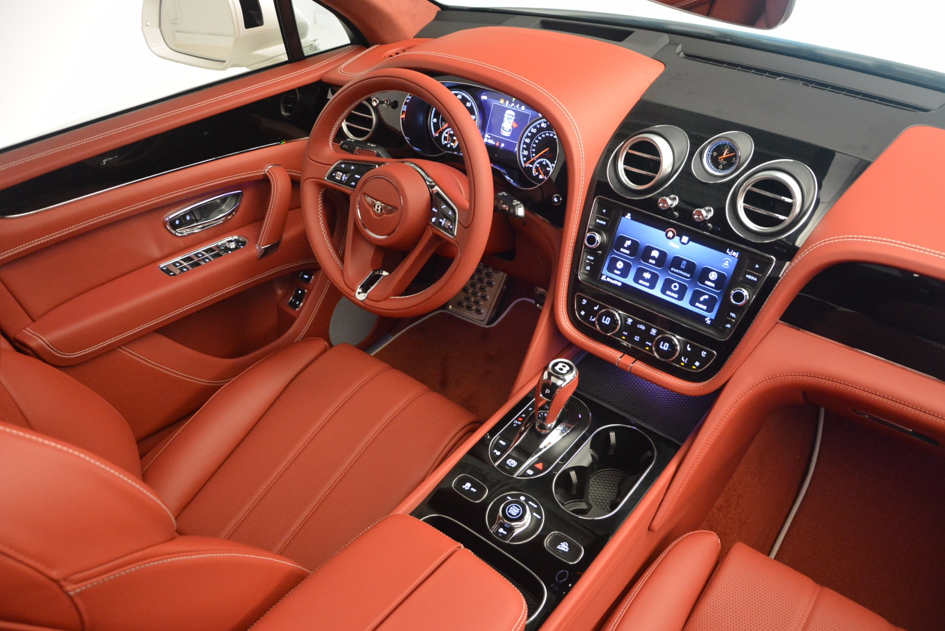 New 2018 Bentley Bentayga Onyx For Sale 0 In Greenwich, CT