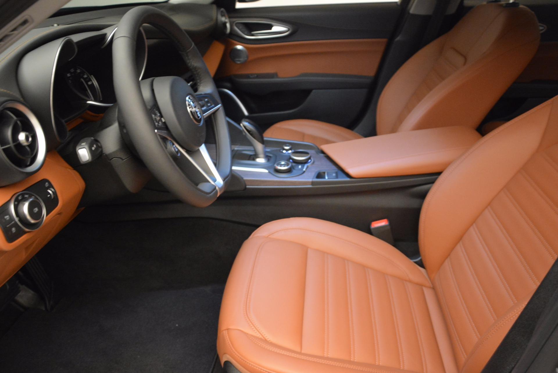 New 2017 Alfa Romeo Giulia Ti Lusso Q4 For Sale 0 In Greenwich, CT