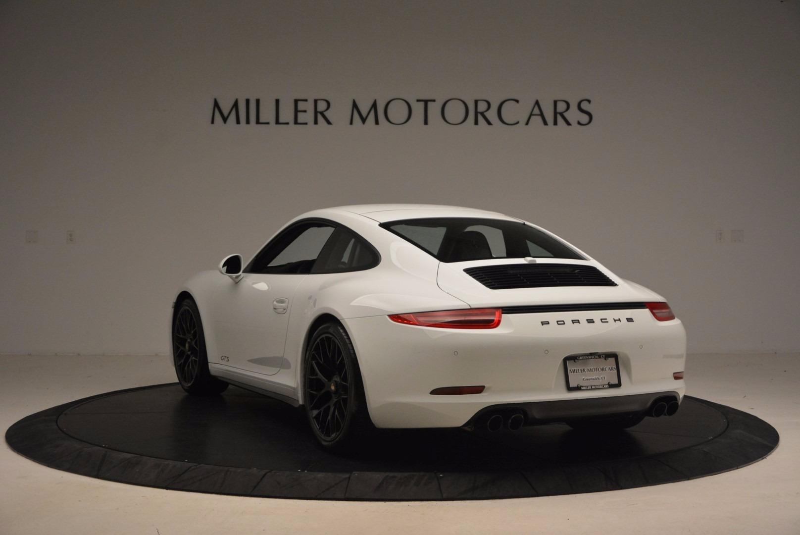 Used 2015 Porsche 911 Carrera GTS For Sale 0 In Greenwich, CT