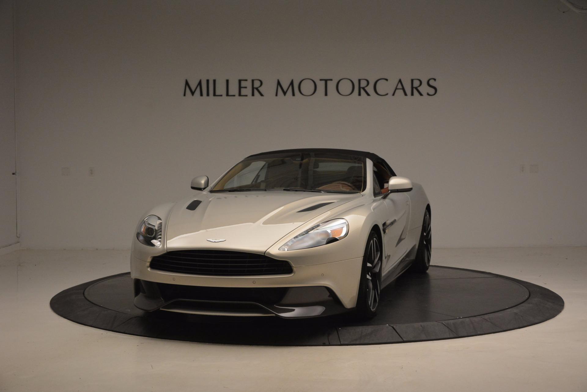 Used 2015 Aston Martin Vanquish Volante For Sale 0 In Greenwich, CT