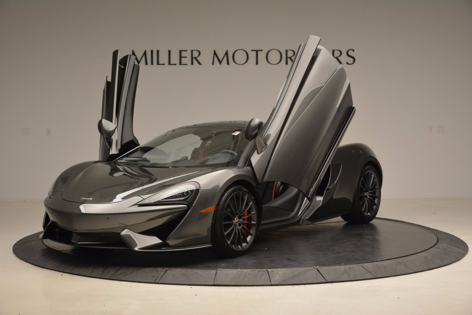 New 2017 McLaren 570GT  For Sale 0 In Greenwich, CT
