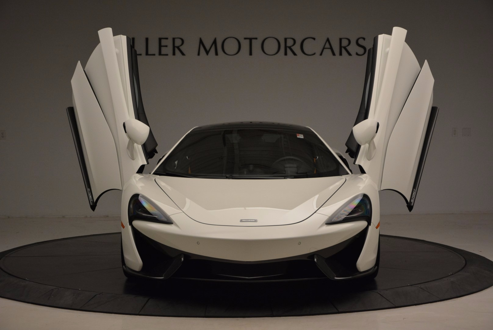 Used 2017 McLaren 570GT  For Sale 0 In Greenwich, CT