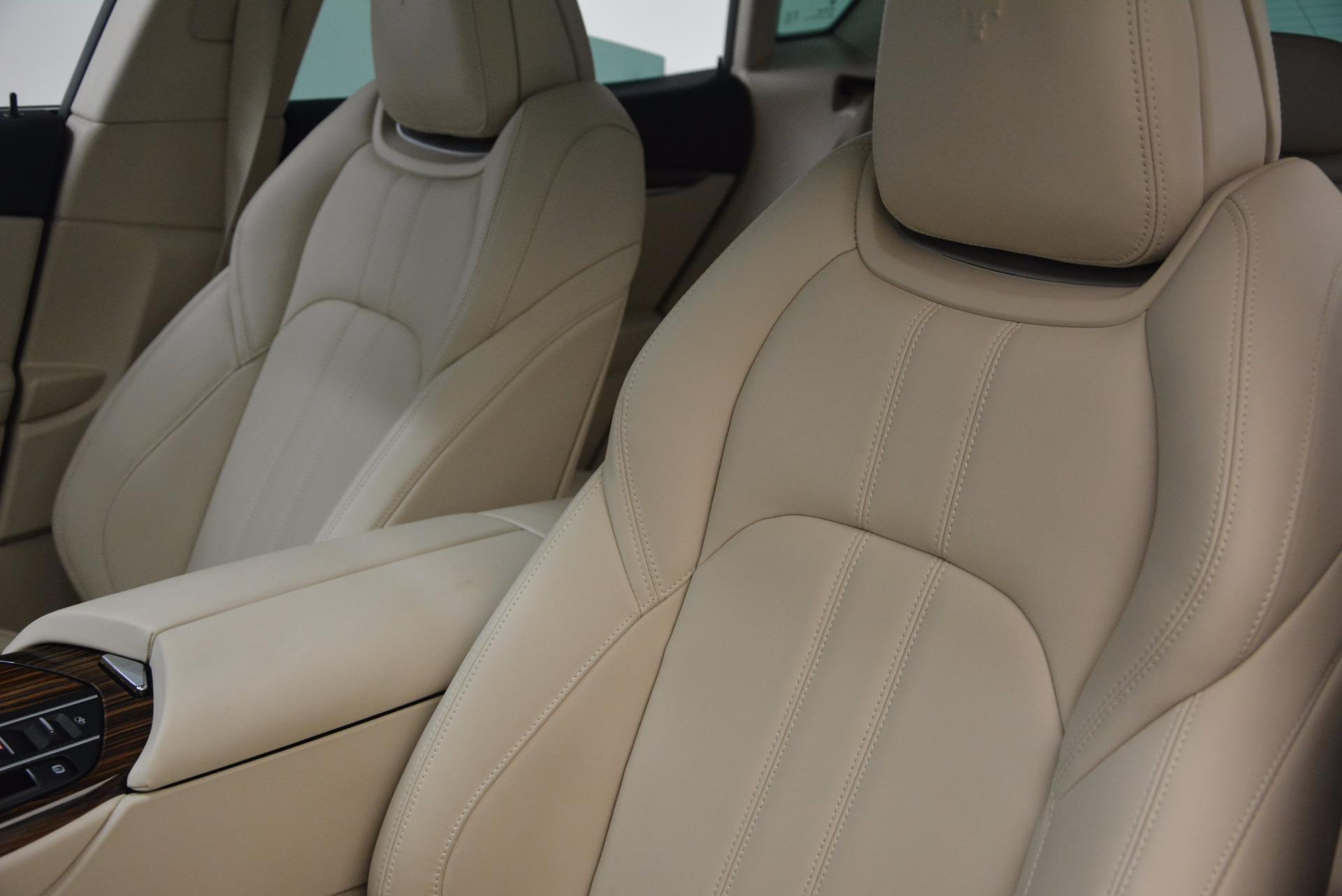 Used 2017 Maserati Levante S For Sale 0 In Greenwich, CT