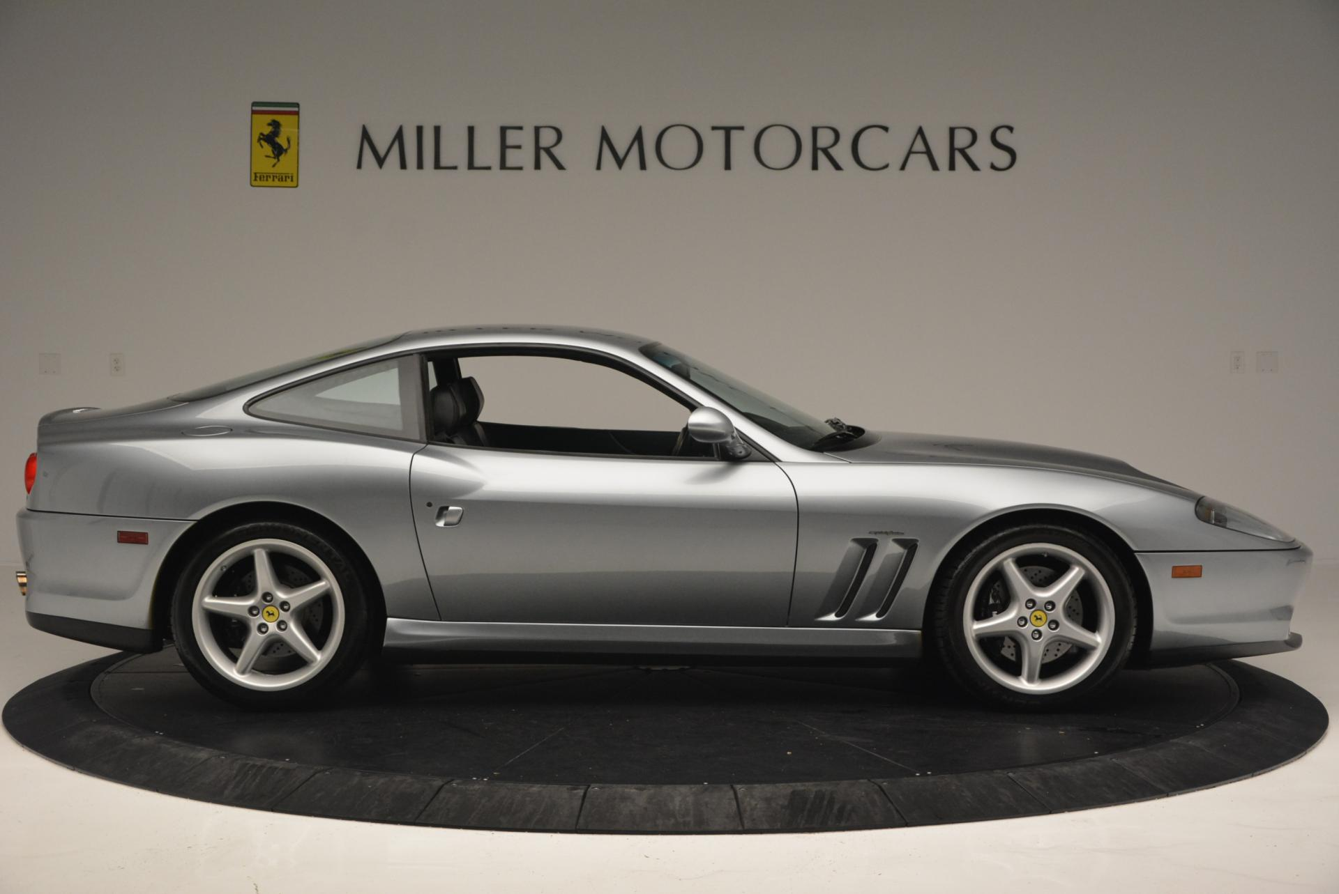 Used 1997 Ferrari 550 Maranello  For Sale 0 In Greenwich, CT