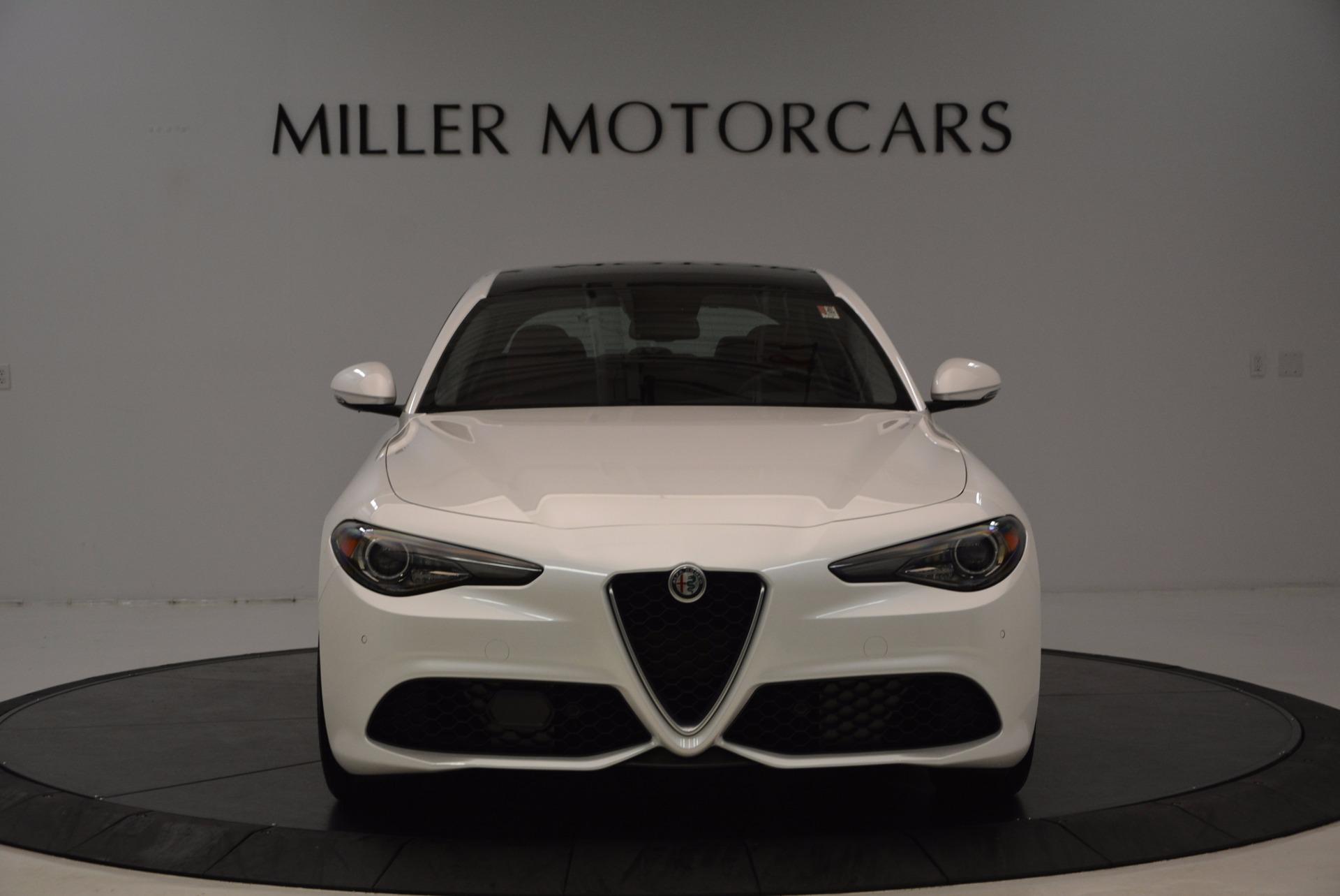 New 2017 Alfa Romeo Giulia Ti Q4 For Sale 0 In Greenwich, CT
