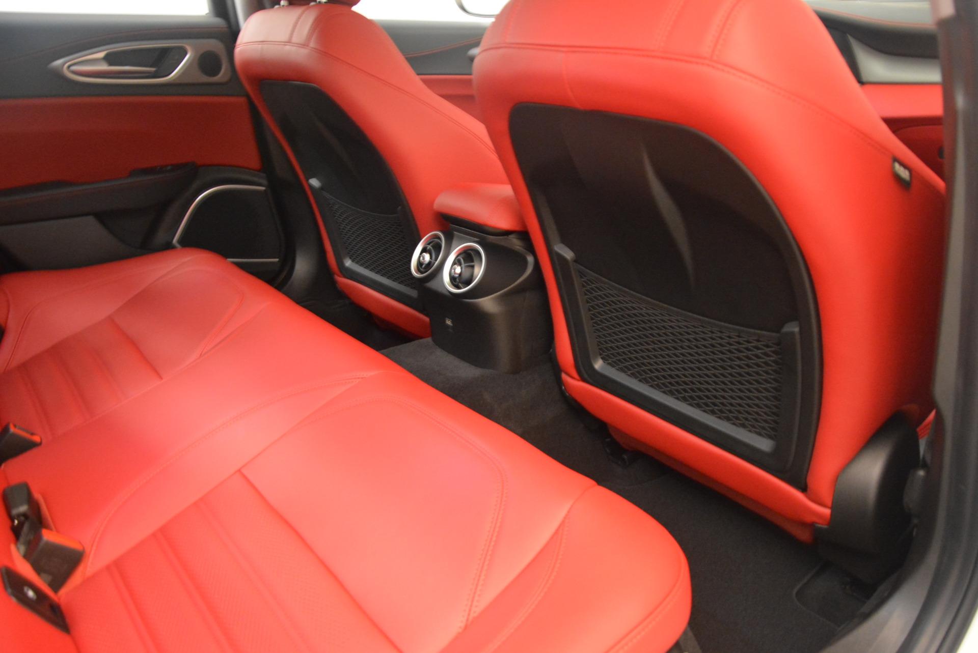 New 2017 Alfa Romeo Giulia Ti Sport Q4 For Sale 0 In Greenwich, CT