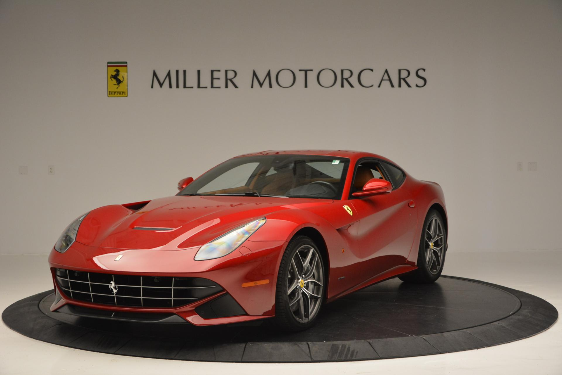 Used 2014 Ferrari F12 Berlinetta  For Sale 0 In Greenwich, CT