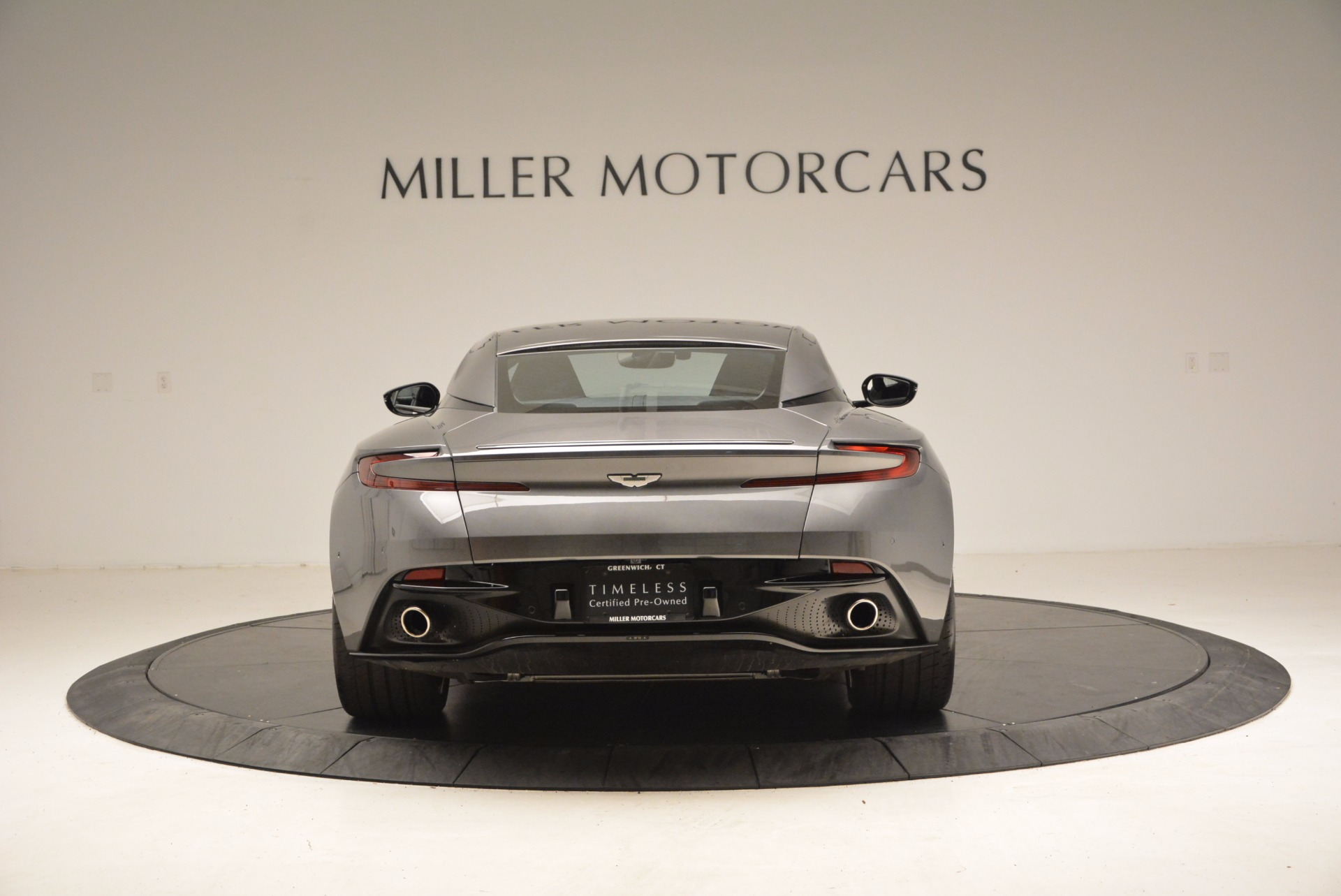 Used 2017 Aston Martin DB11  For Sale 0 In Greenwich, CT