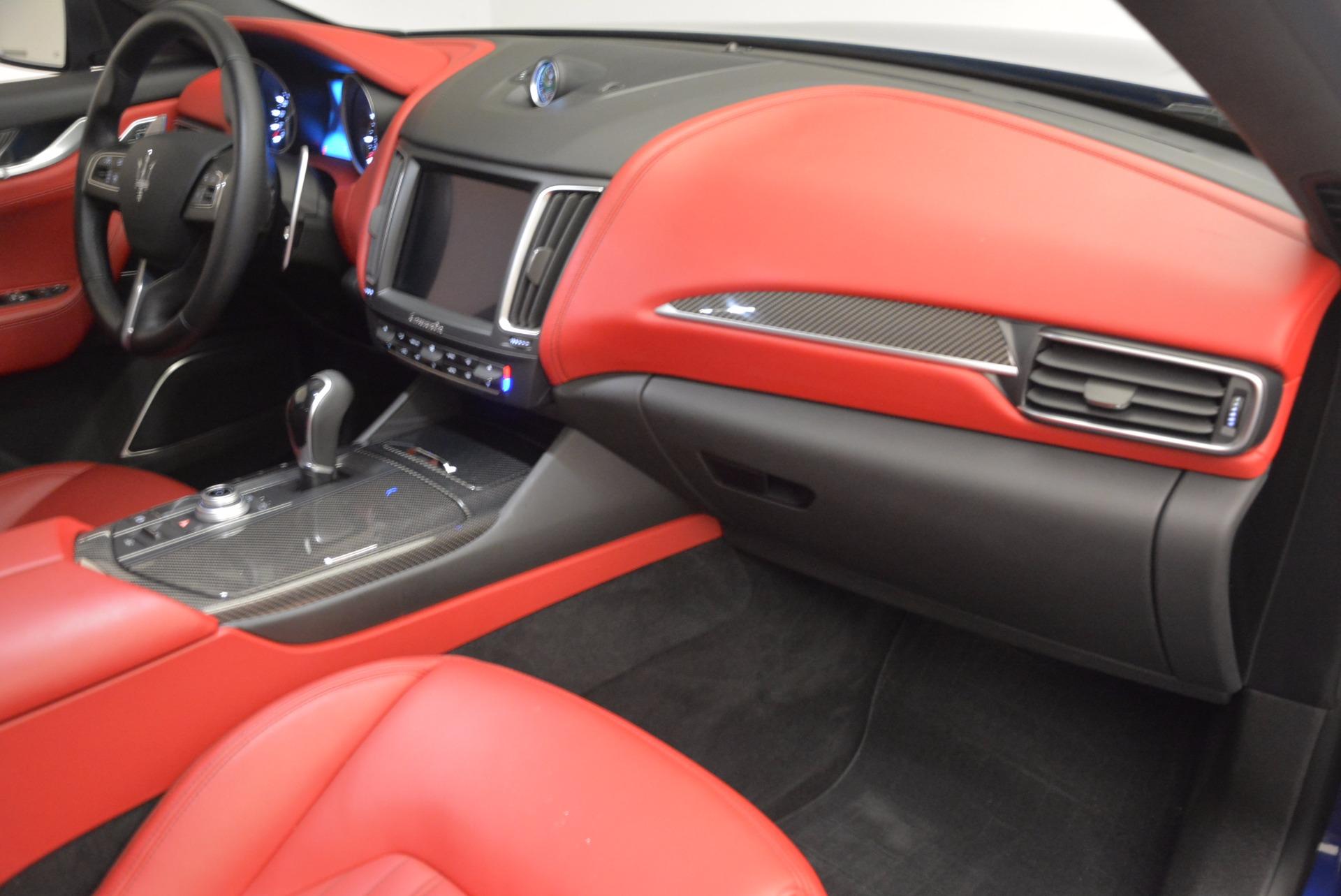 Used 2017 Maserati Levante S Q4 For Sale 0 In Greenwich, CT