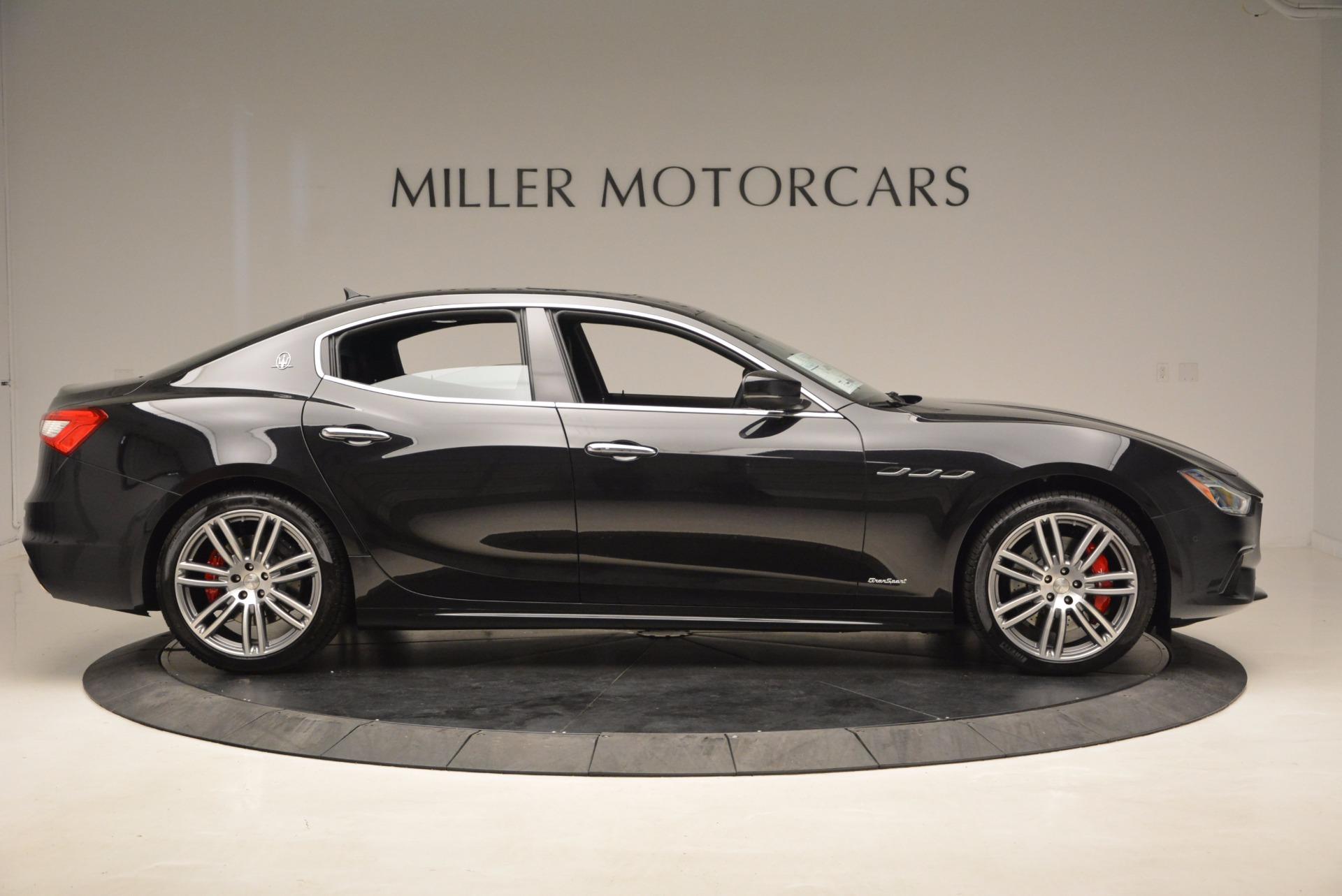 New 2018 Maserati Ghibli S Q4 GranSport For Sale 0 In Greenwich, CT