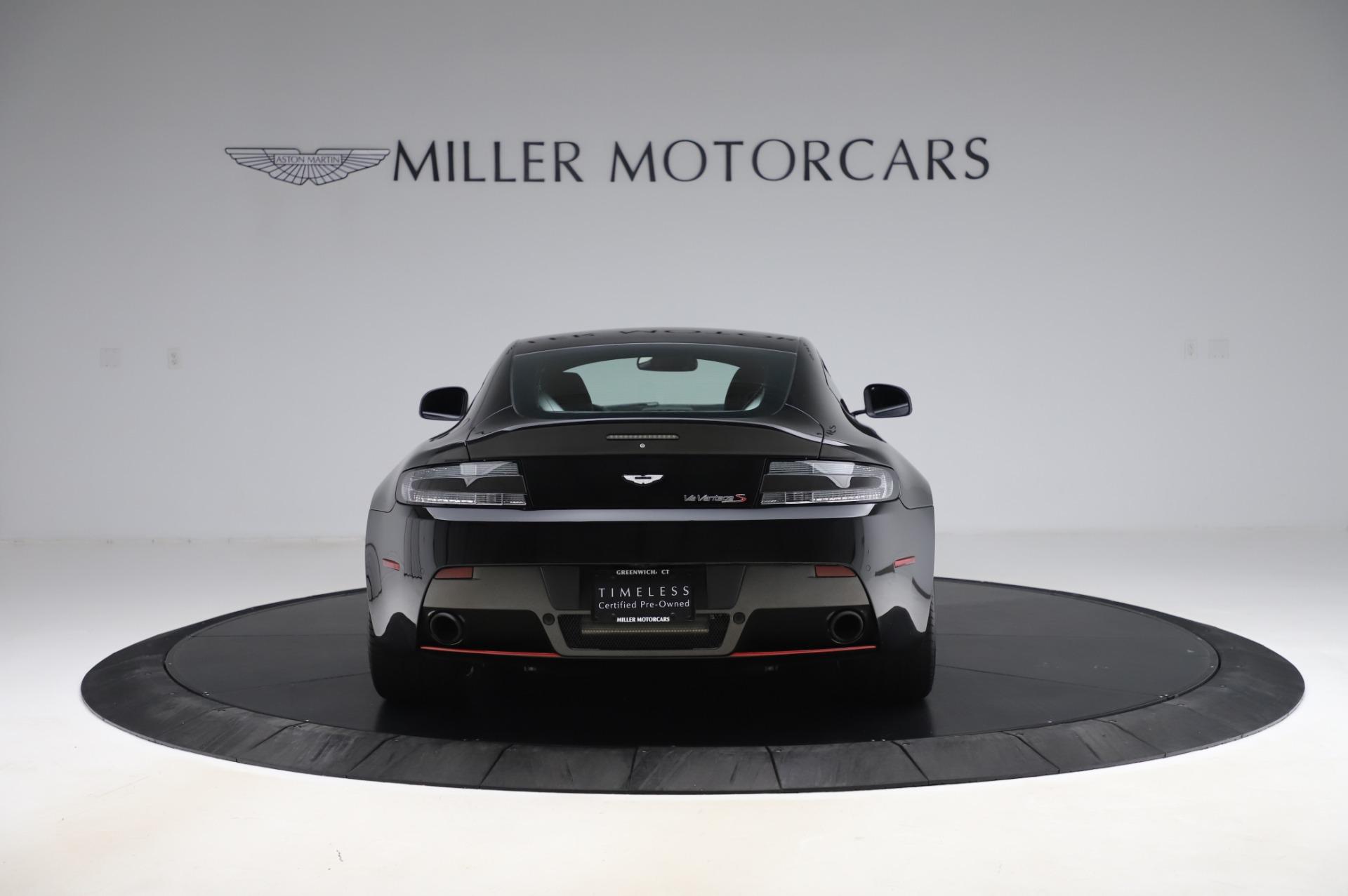 New 2017 Aston Martin V12 Vantage S  For Sale 0 In Greenwich, CT