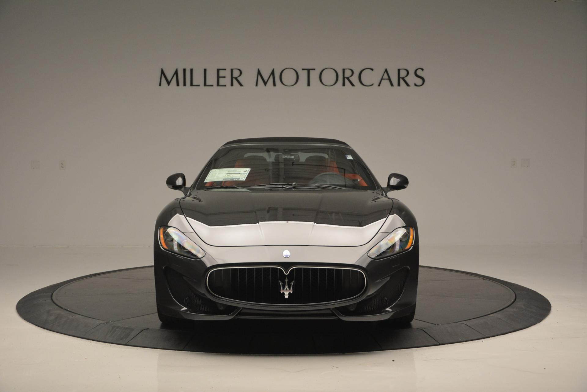 New 2017 Maserati GranTurismo Convertible Sport For Sale 0 In Greenwich, CT