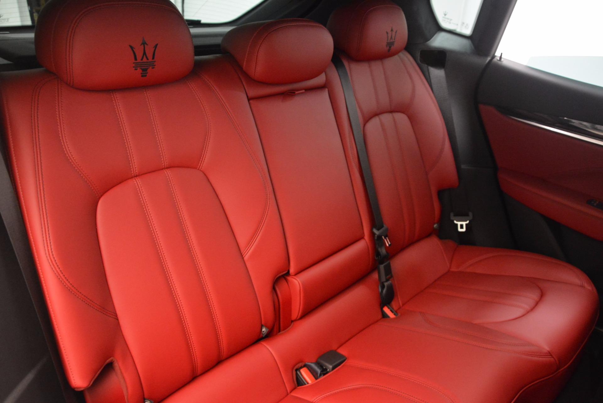 New 2018 Maserati Levante Q4 GranSport For Sale 0 In Greenwich, CT