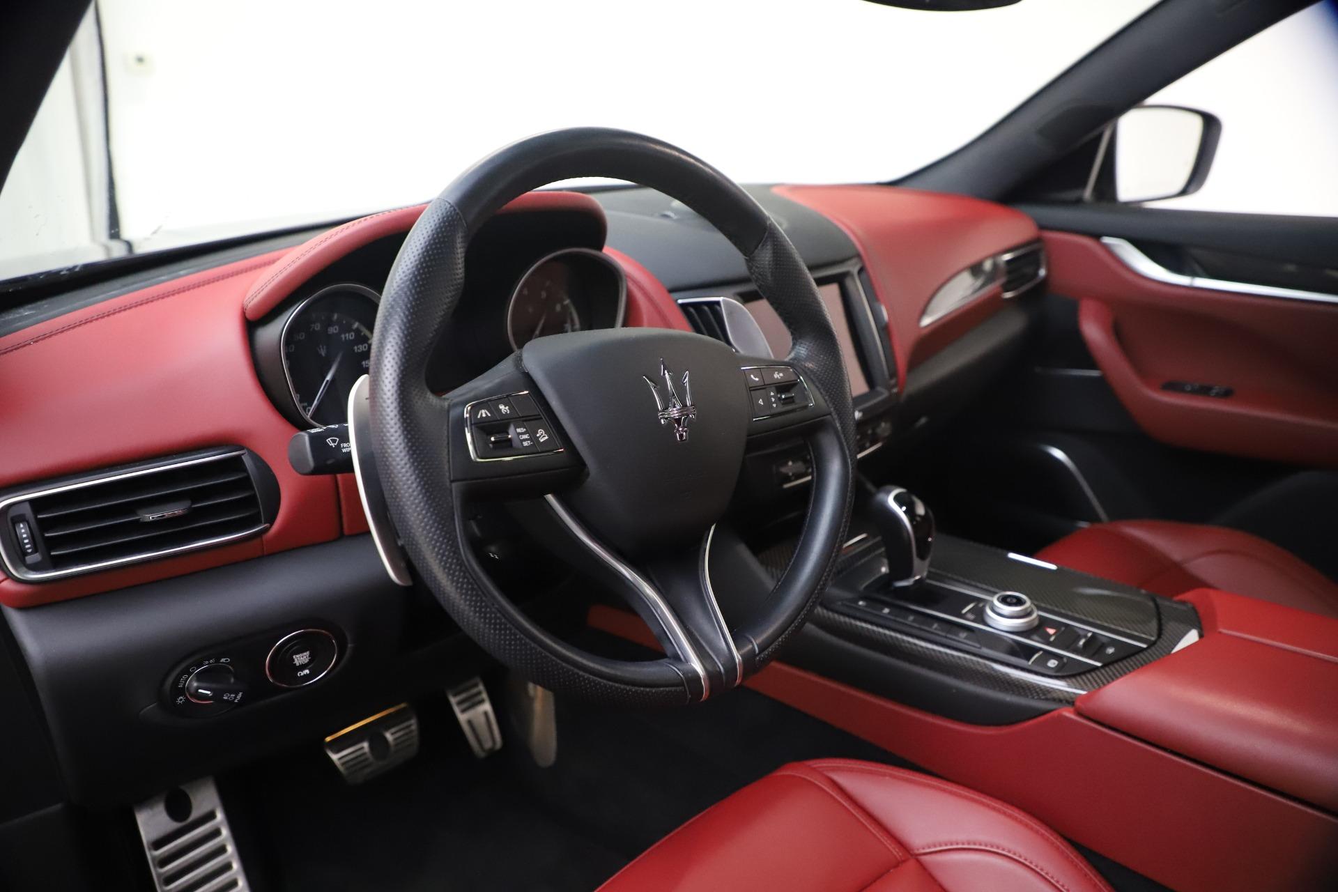 New 2018 Maserati Levante S GranSport For Sale 0 In Greenwich, CT