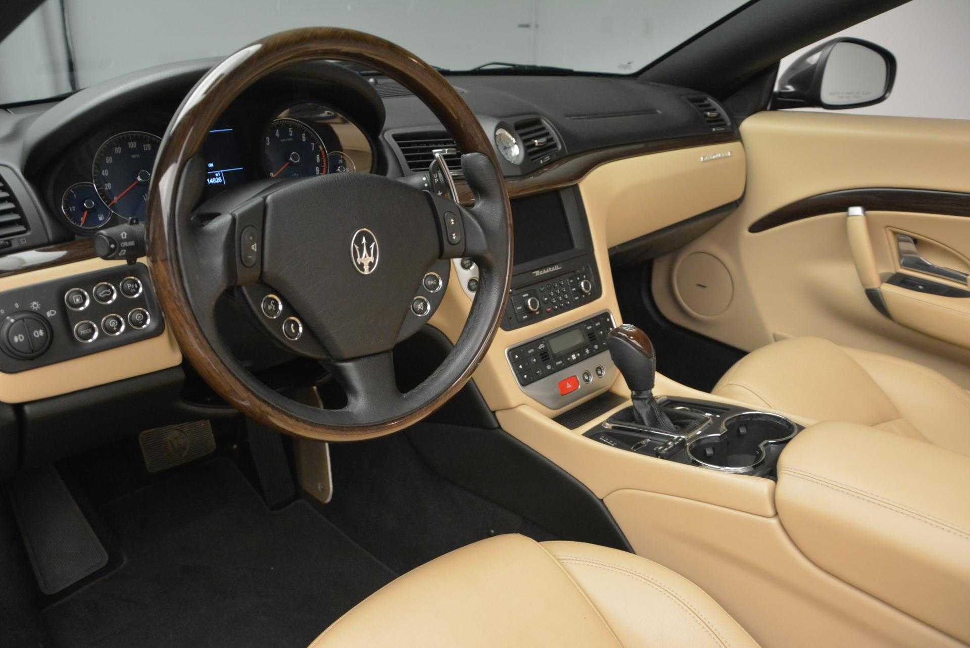 Used 2011 Maserati GranTurismo Base For Sale 0 In Greenwich, CT