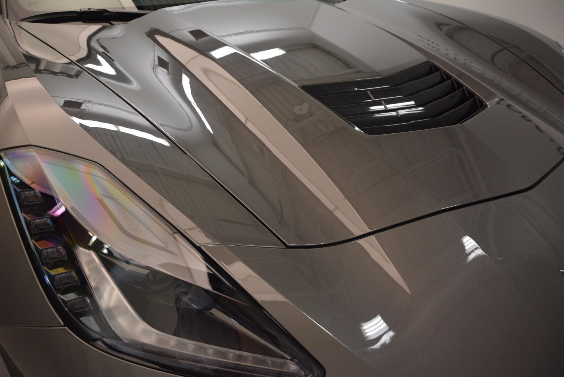 Used 2015 Chevrolet Corvette Stingray Z51 For Sale 0 In Greenwich, CT