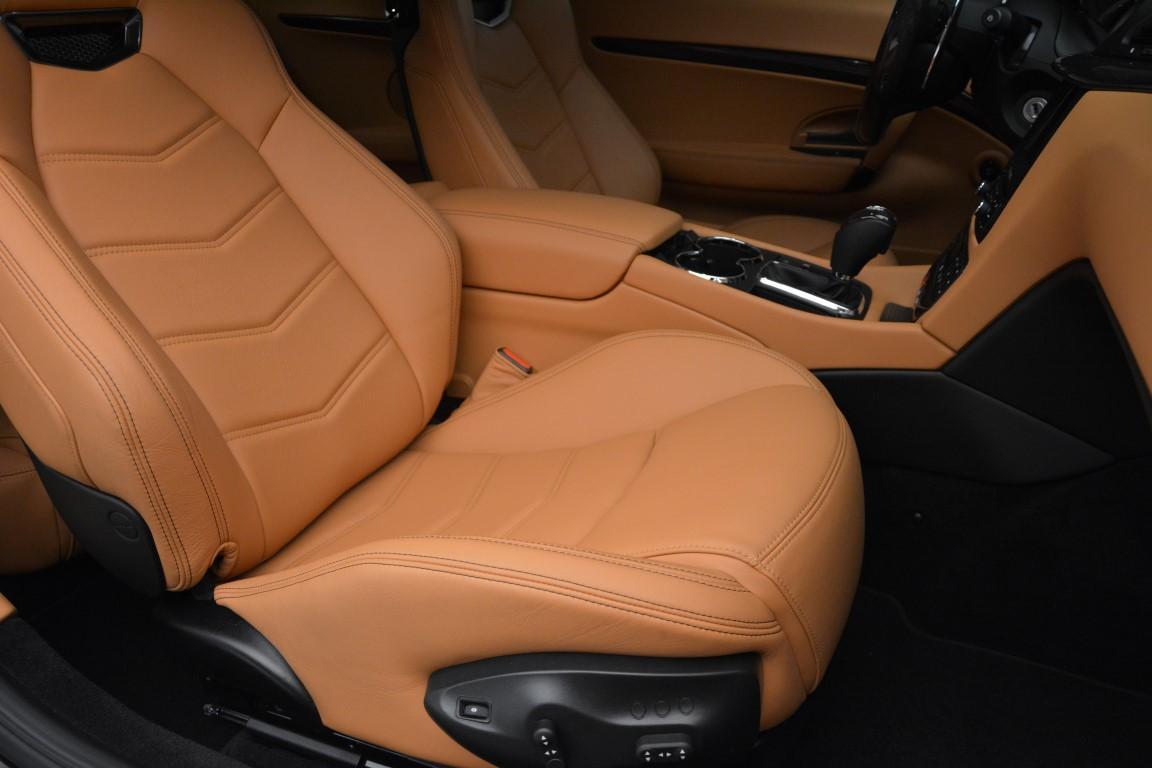 New 2016 Maserati GranTurismo Sport For Sale 0 In Greenwich, CT