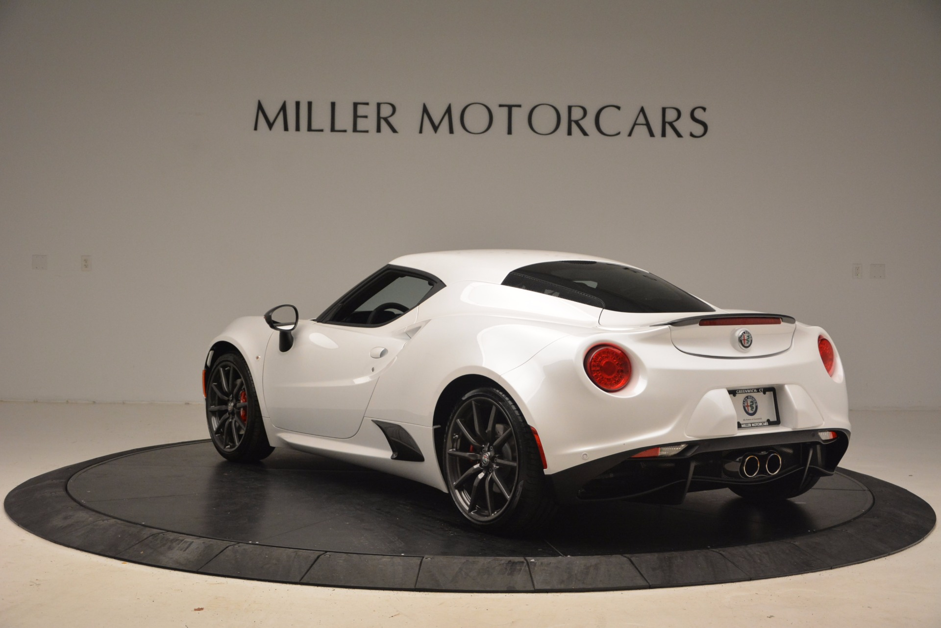 New 2018 Alfa Romeo 4C Coupe For Sale 74245 In Greenwich, CT