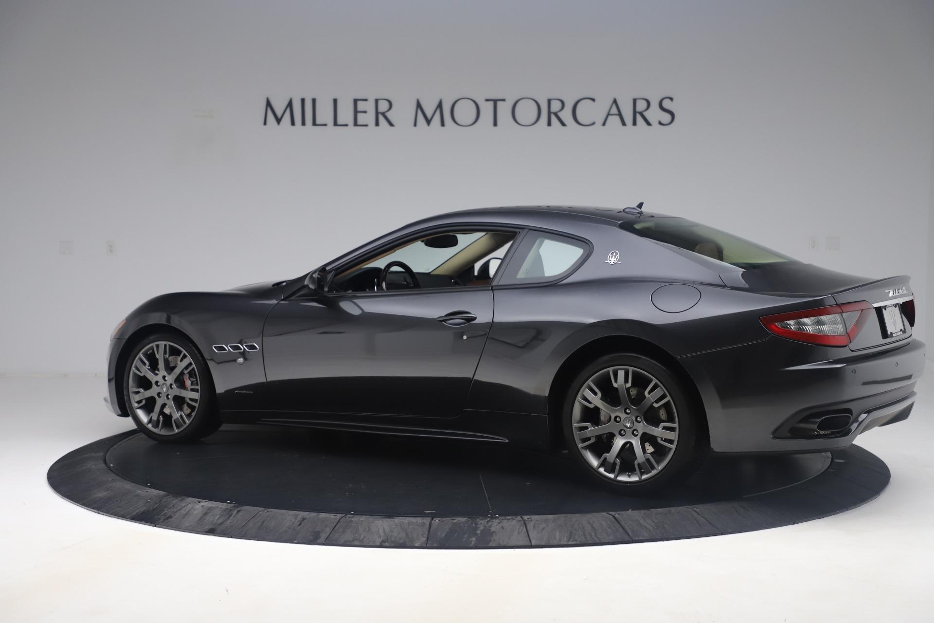 Used 2016 Maserati GranTurismo Sport For Sale 69900 In Greenwich, CT