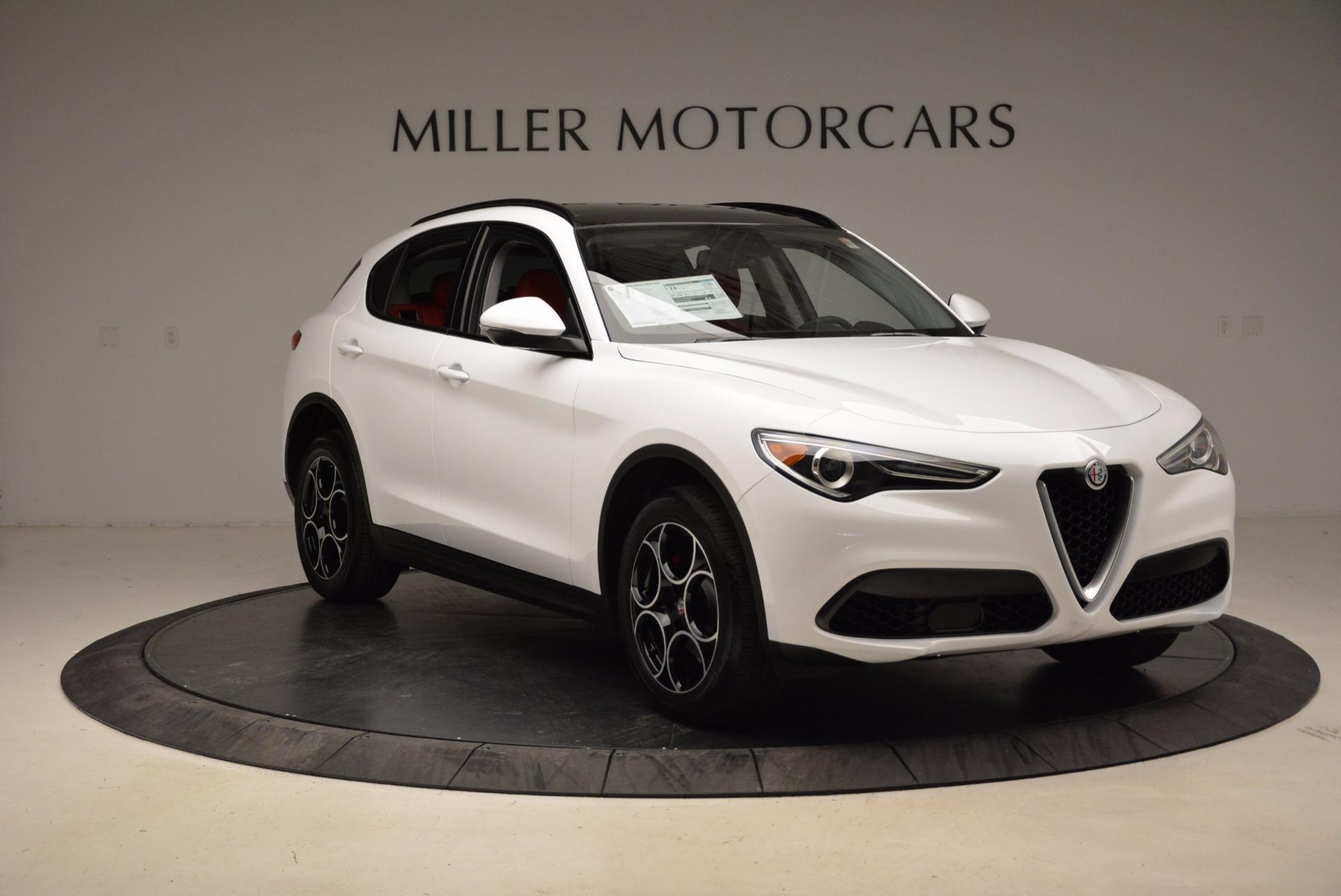New 2018 Alfa Romeo Stelvio Sport Q4 For Sale 0 In Greenwich, CT