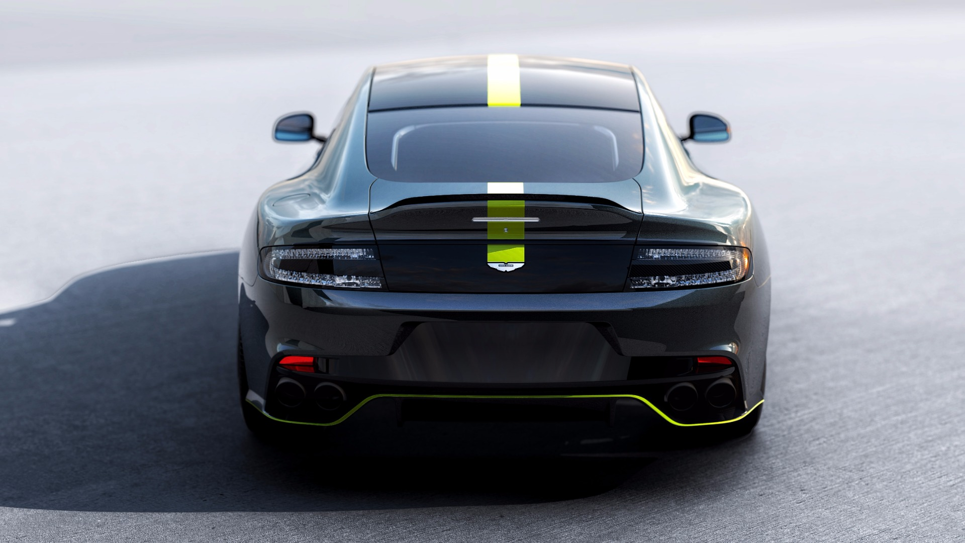New 2019 Aston Martin Rapide AMR Shadow Edition For Sale 0 In Greenwich, CT