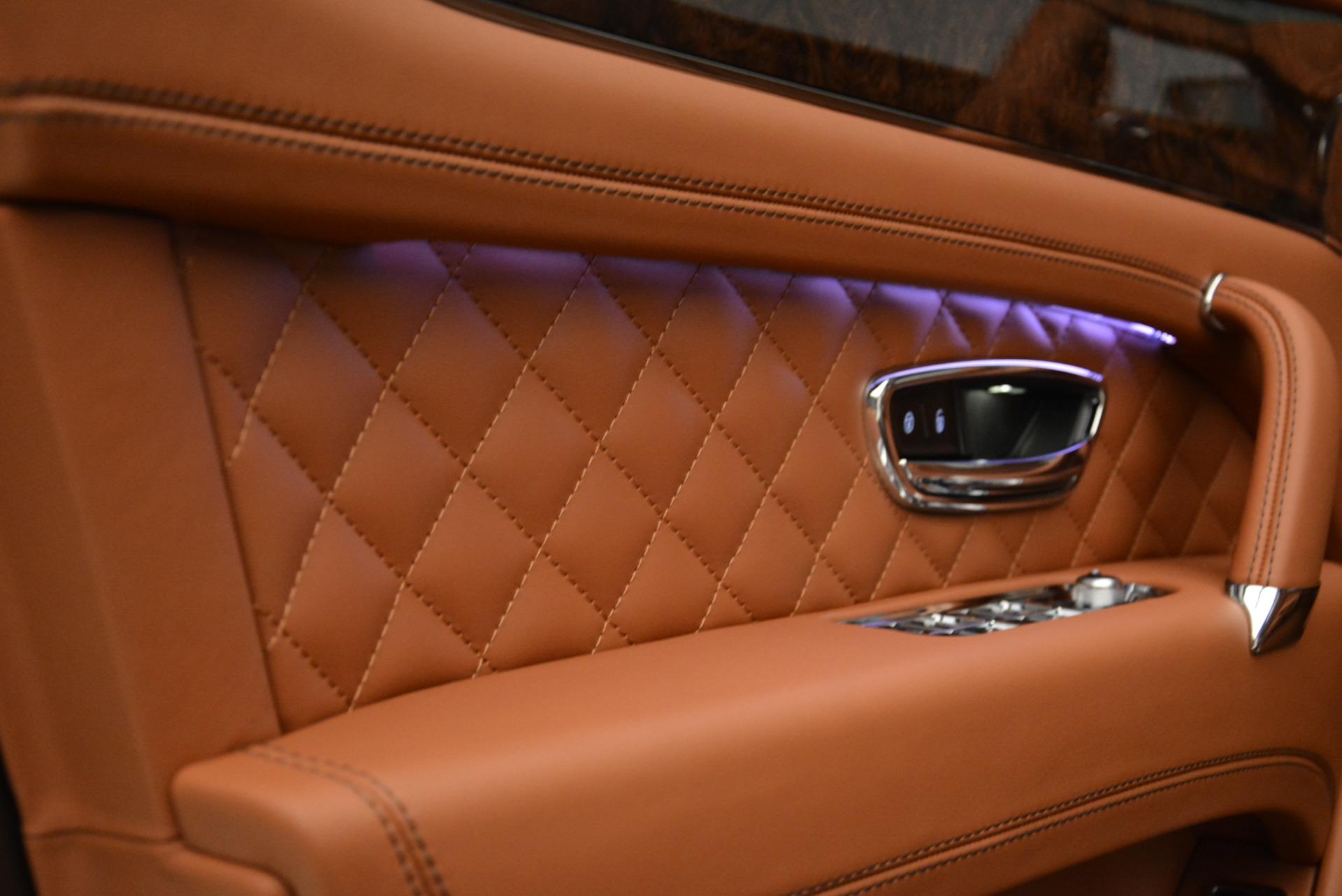New 2018 Bentley Bentayga Signature For Sale 0 In Greenwich, CT
