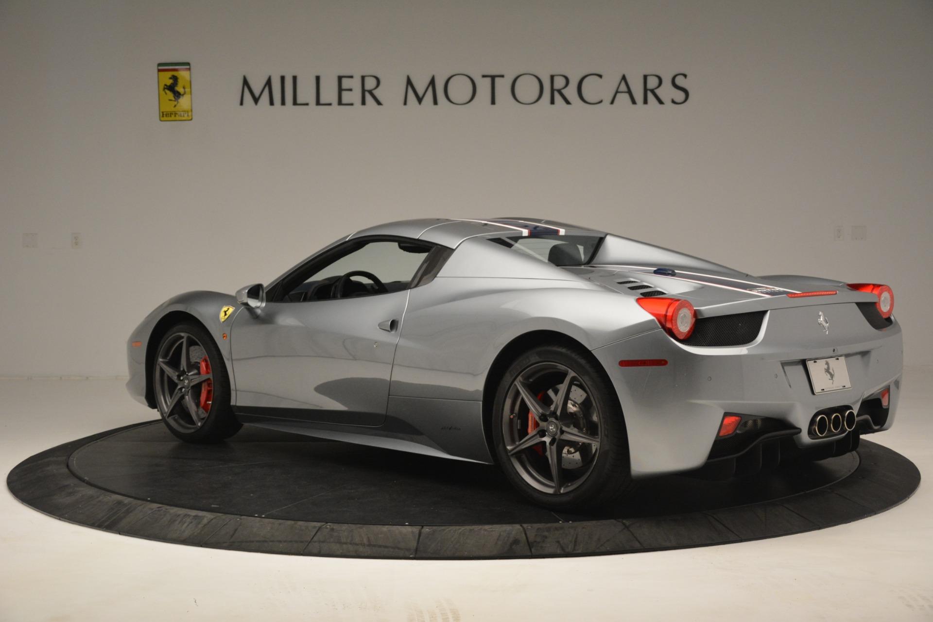 Used 2015 Ferrari 458 Spider  For Sale 219900 In Greenwich, CT