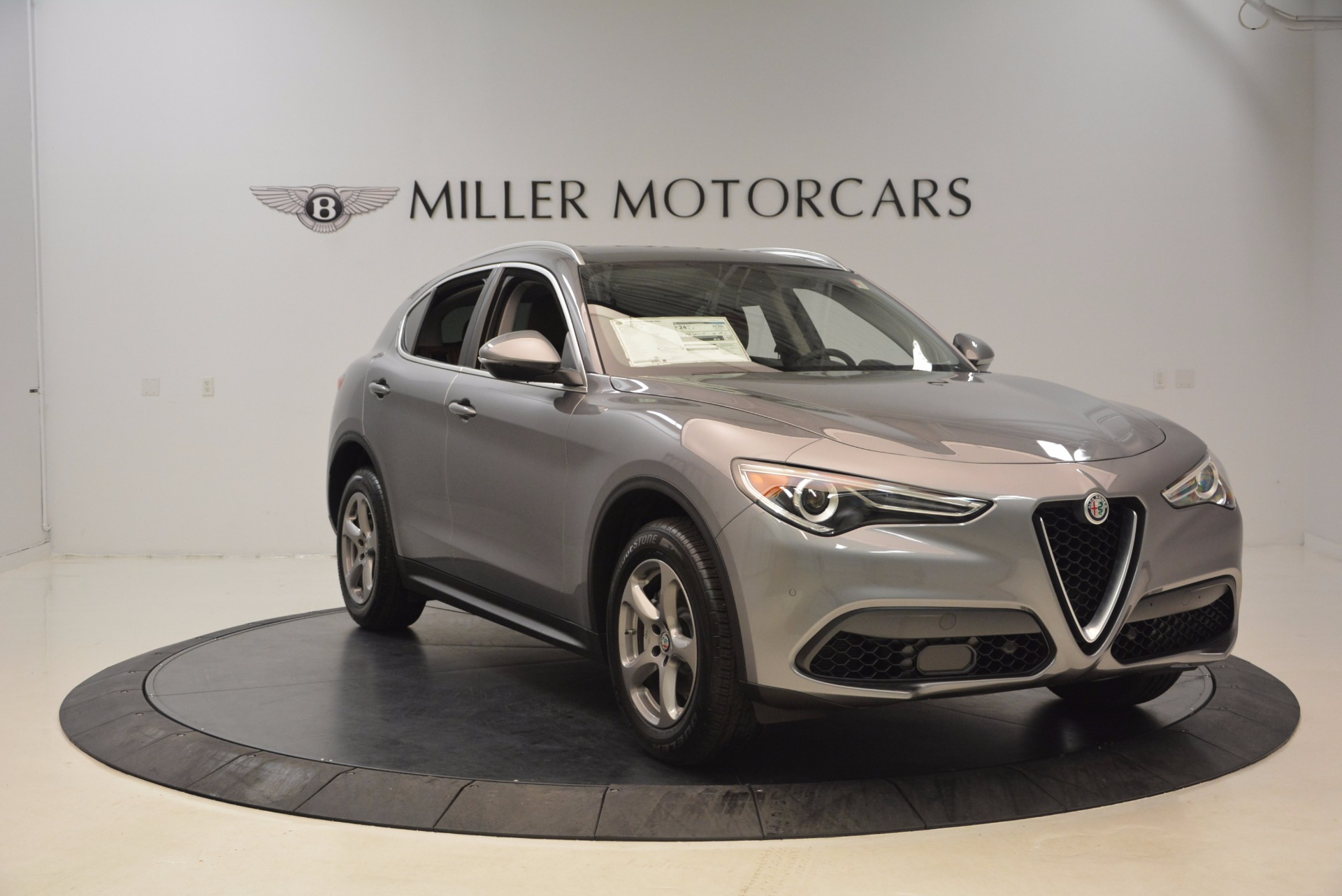 New 2018 Alfa Romeo Stelvio Q4 For Sale 0 In Greenwich, CT