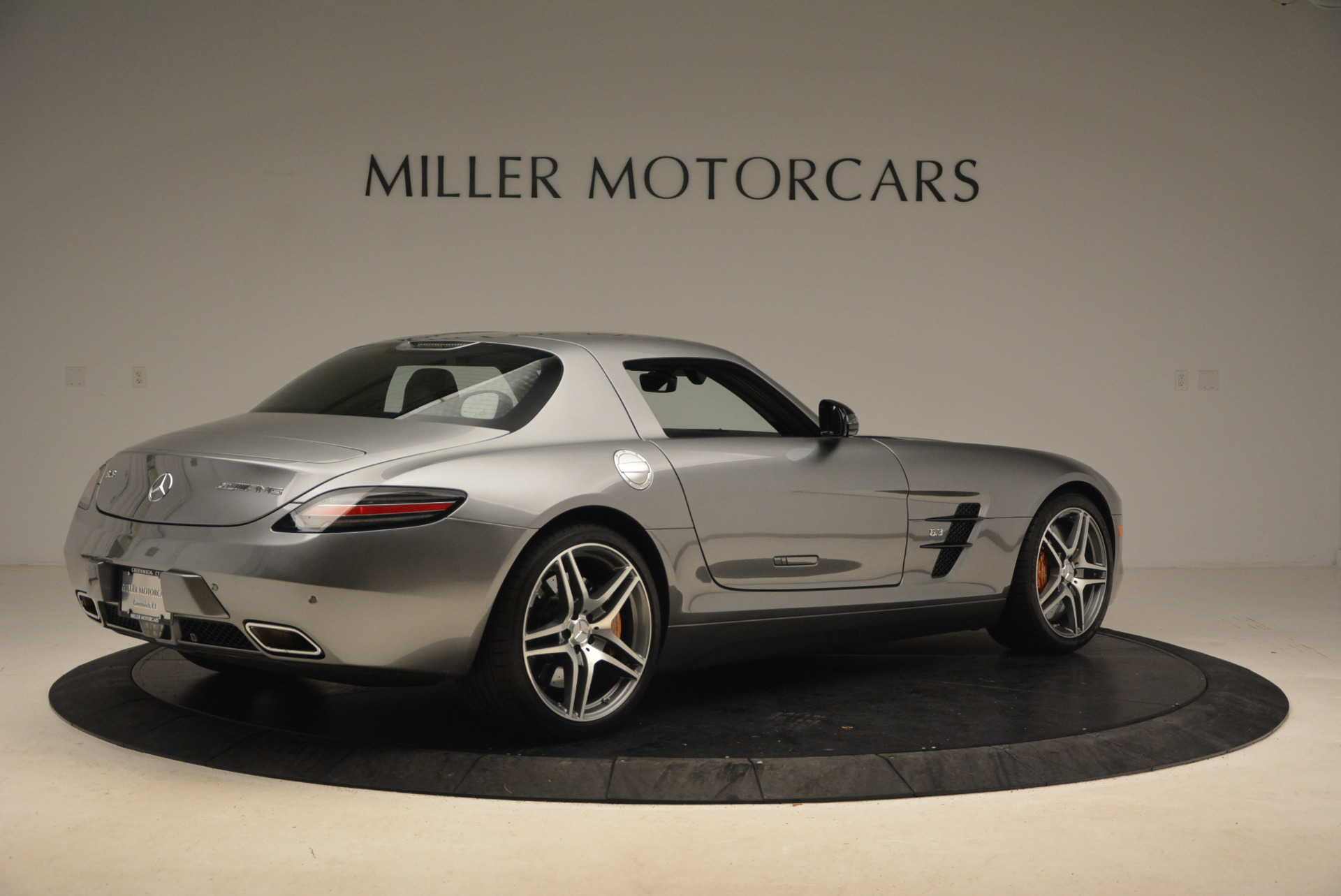 Used 2014 Mercedes-Benz SLS AMG GT For Sale 0 In Greenwich, CT