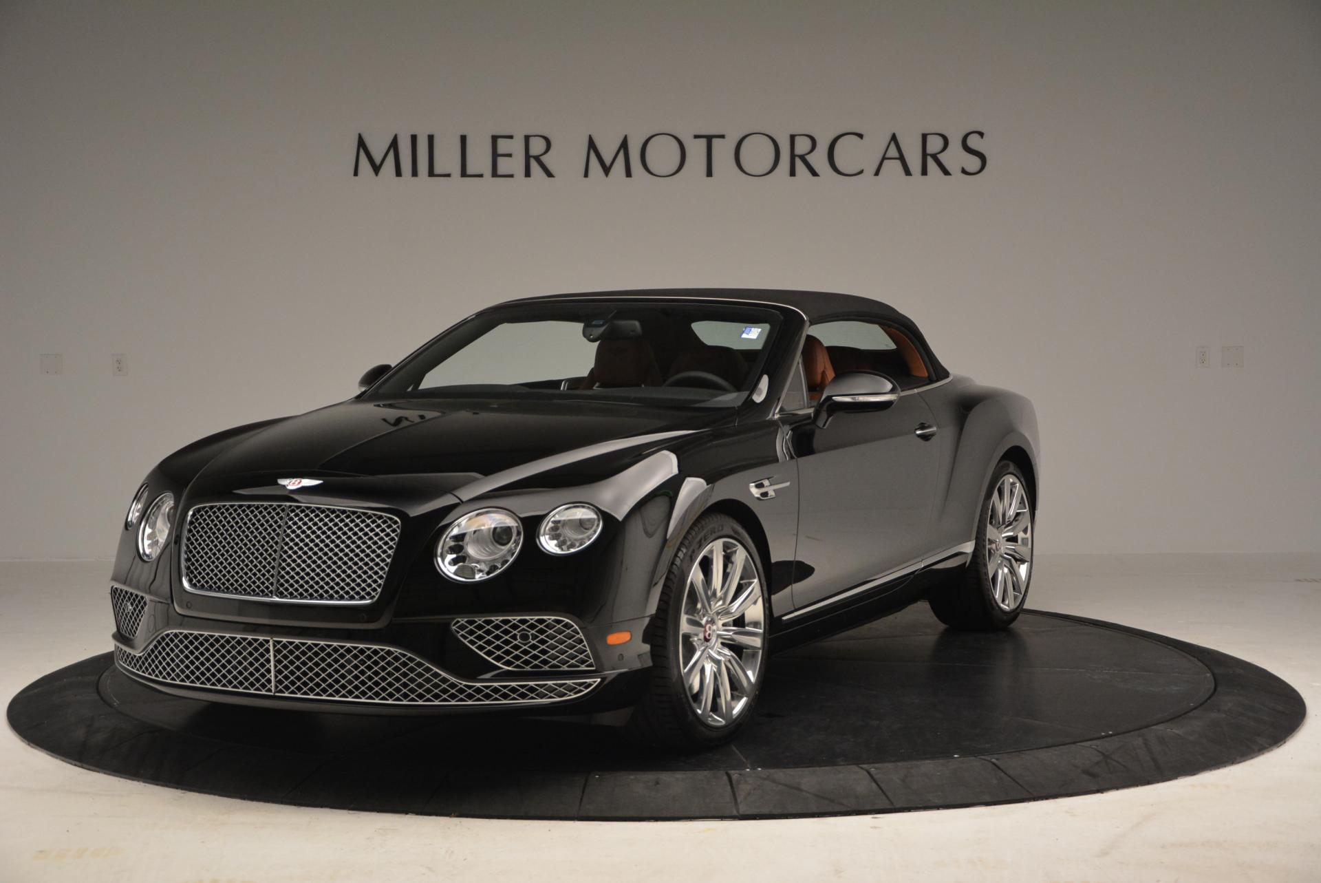 Used 2016 Bentley Continental GT V8 Convertible  For Sale 0 In Greenwich, CT