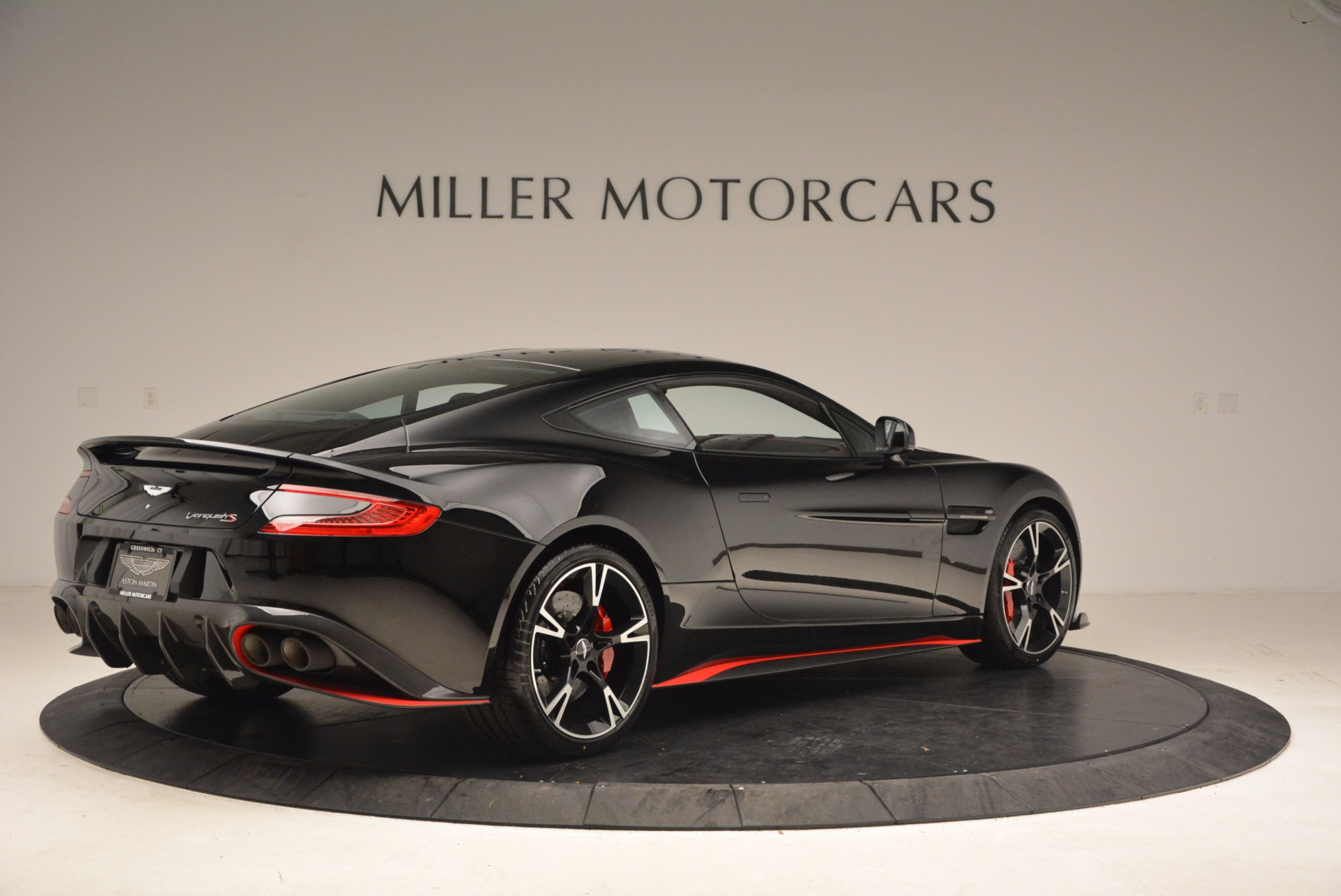 Used 2018 Aston Martin Vanquish S  For Sale 0 In Greenwich, CT