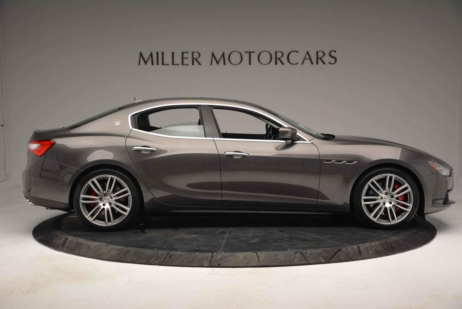 New 2016 Maserati Ghibli S Q4 For Sale 0 In Greenwich, CT