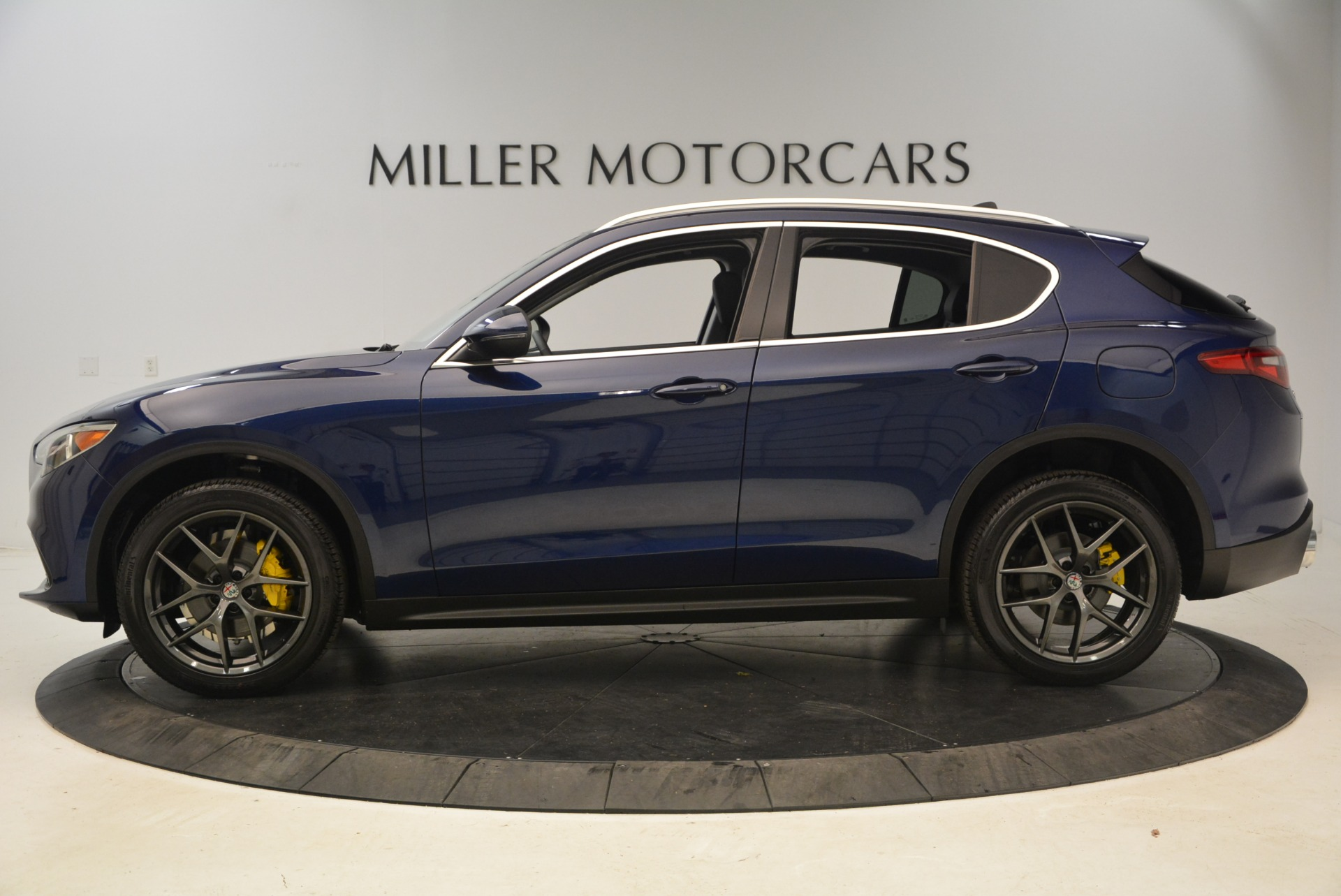 New 2018 Alfa Romeo Stelvio Sport Q4 For Sale 0 In Greenwich, CT