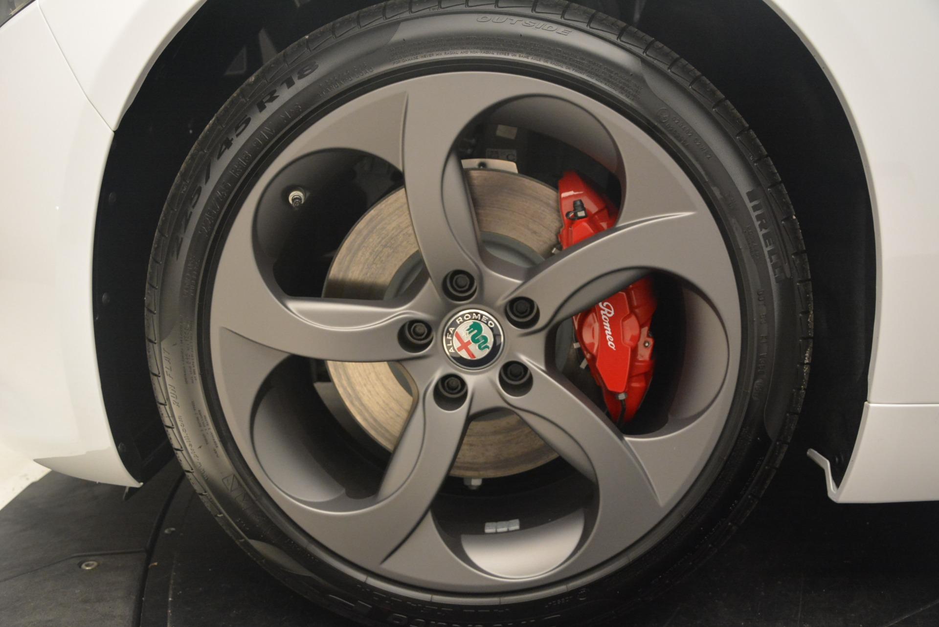 New 2018 Alfa Romeo Giulia Sport Q4 For Sale 0 In Greenwich, CT