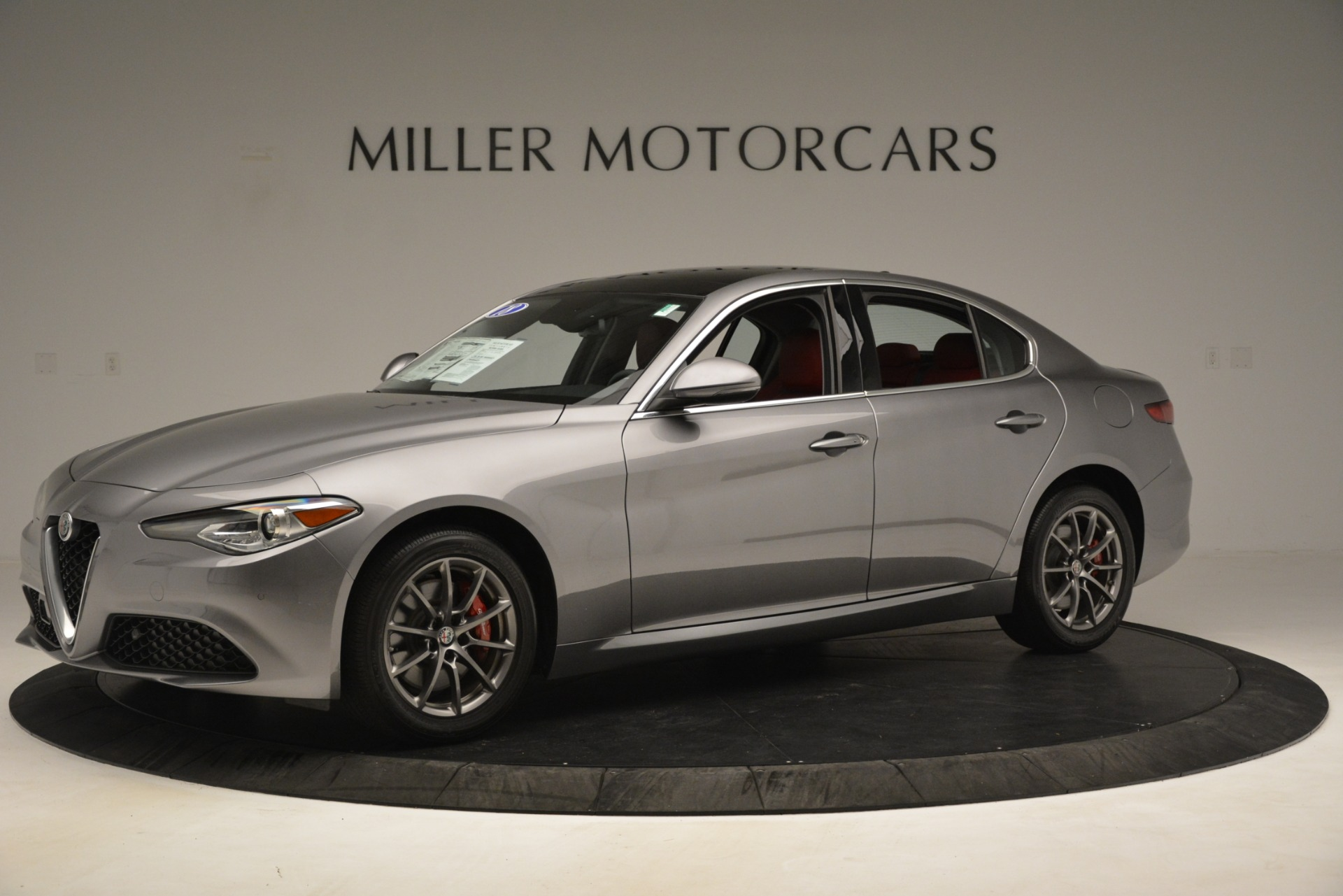 Used 2018 Alfa Romeo Giulia Q4 For Sale 46785 In Greenwich, CT