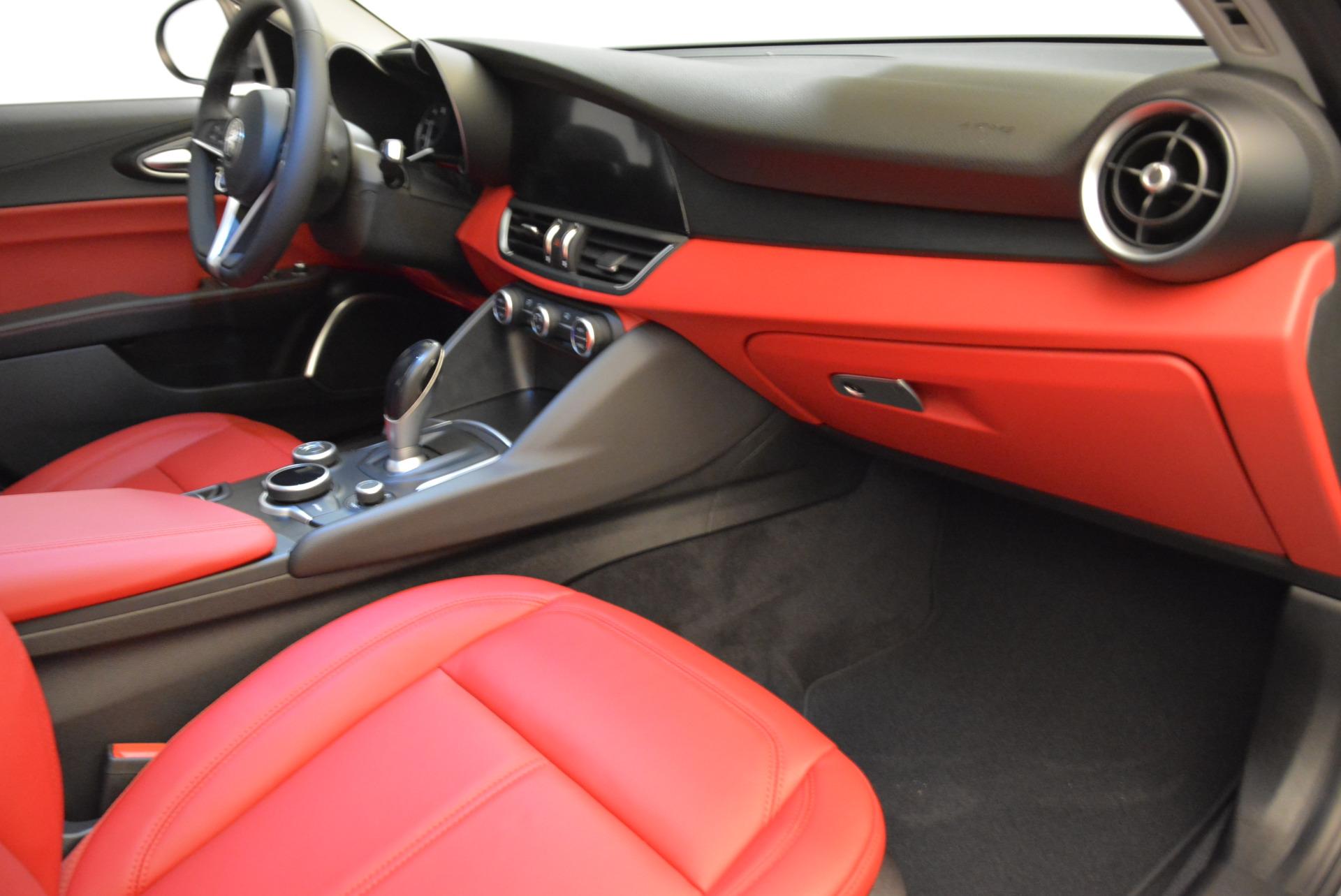 New 2018 Alfa Romeo Giulia Q4 For Sale 0 In Greenwich, CT