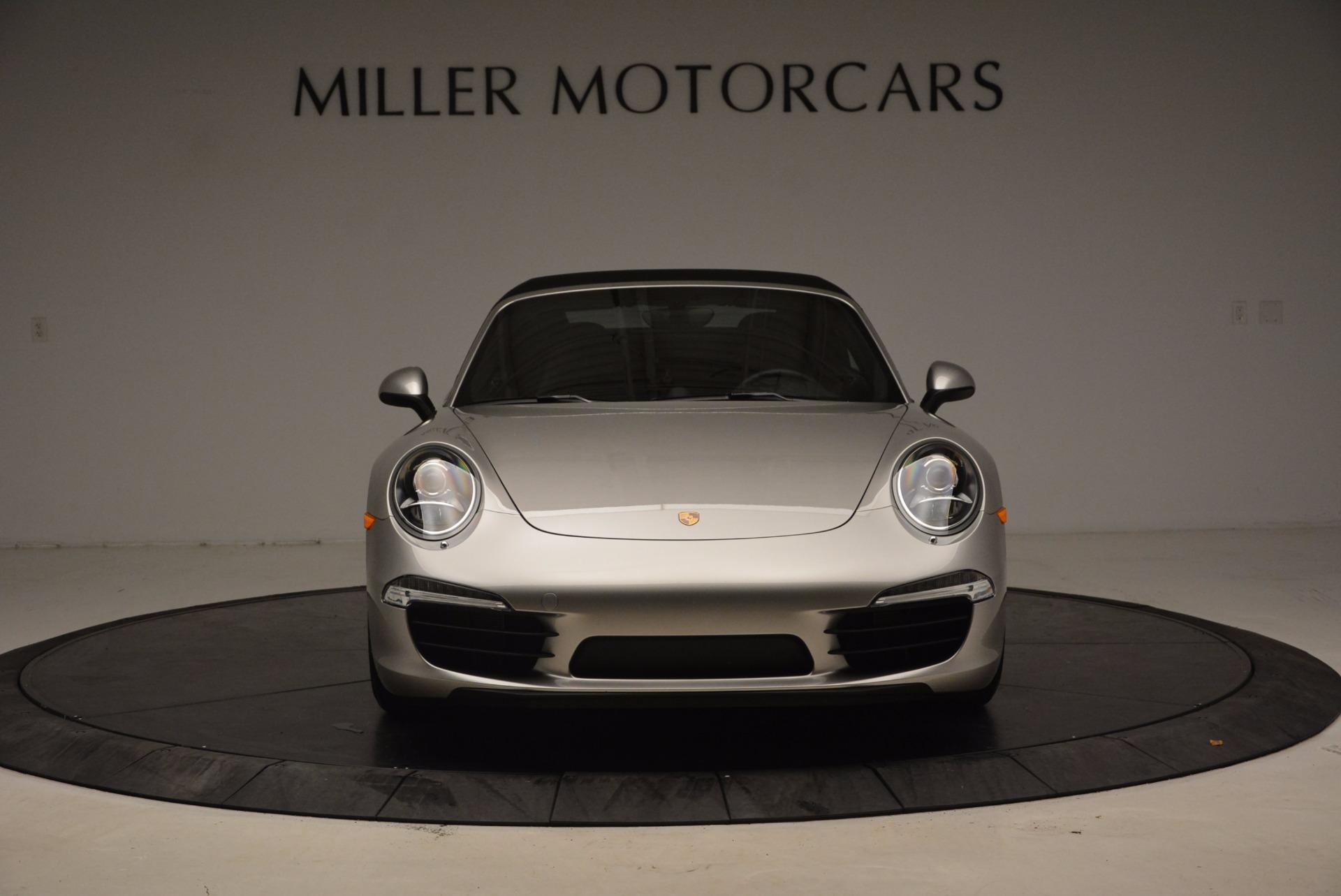 Used 2012 Porsche 911 Carrera S For Sale 0 In Greenwich, CT