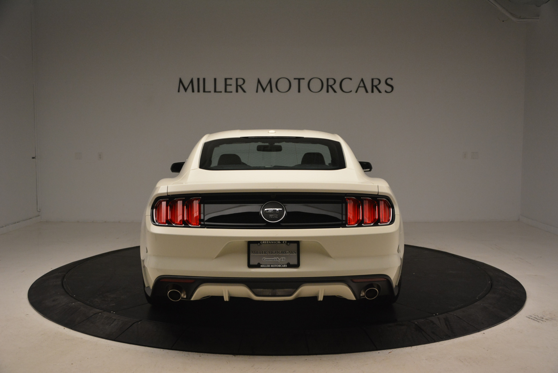 Used 2015 Ford Mustang GT 50 Years Limited Edition For Sale 0 In Greenwich, CT