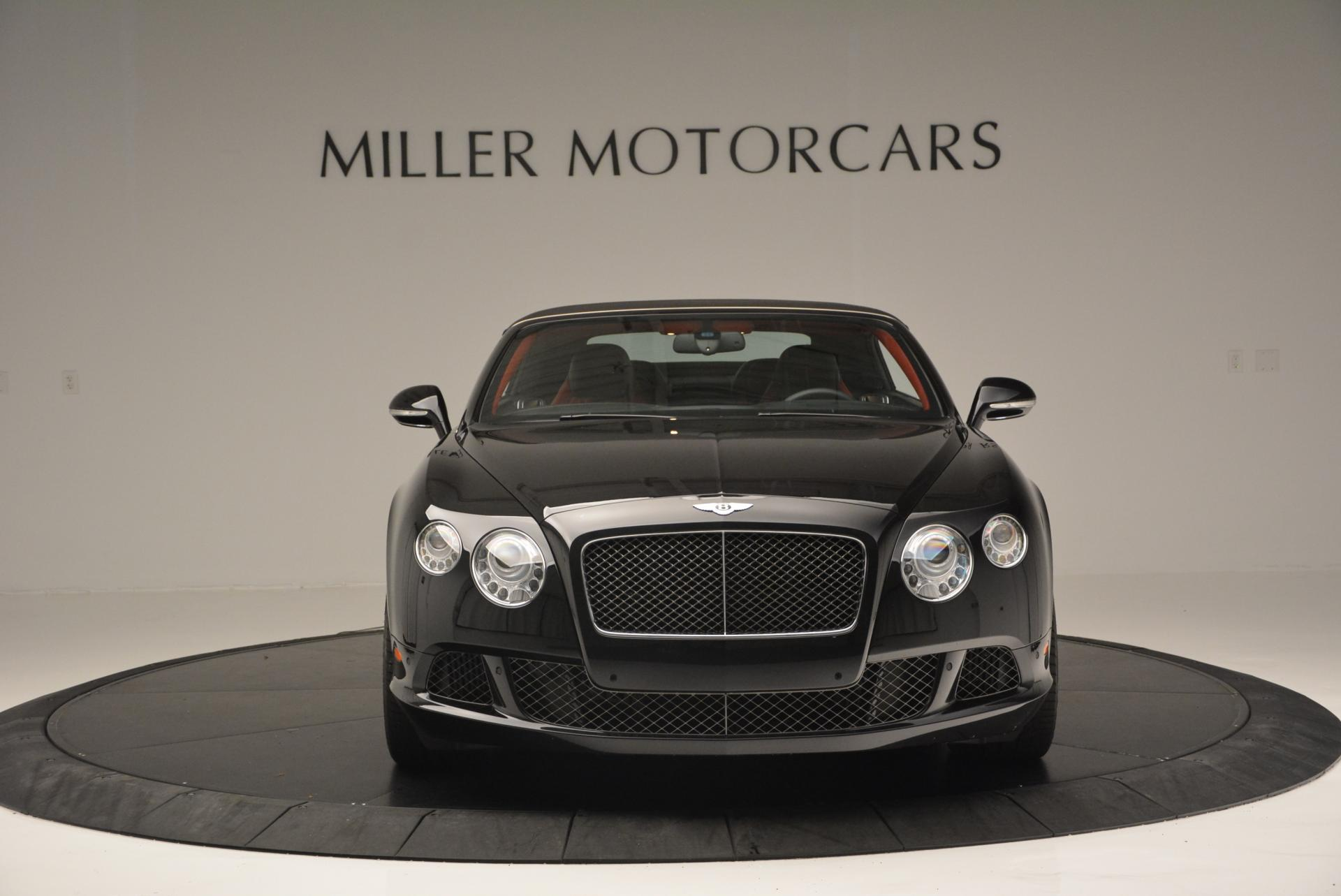 Used 2014 Bentley Continental GT Speed Convertible For Sale 0 In Greenwich, CT