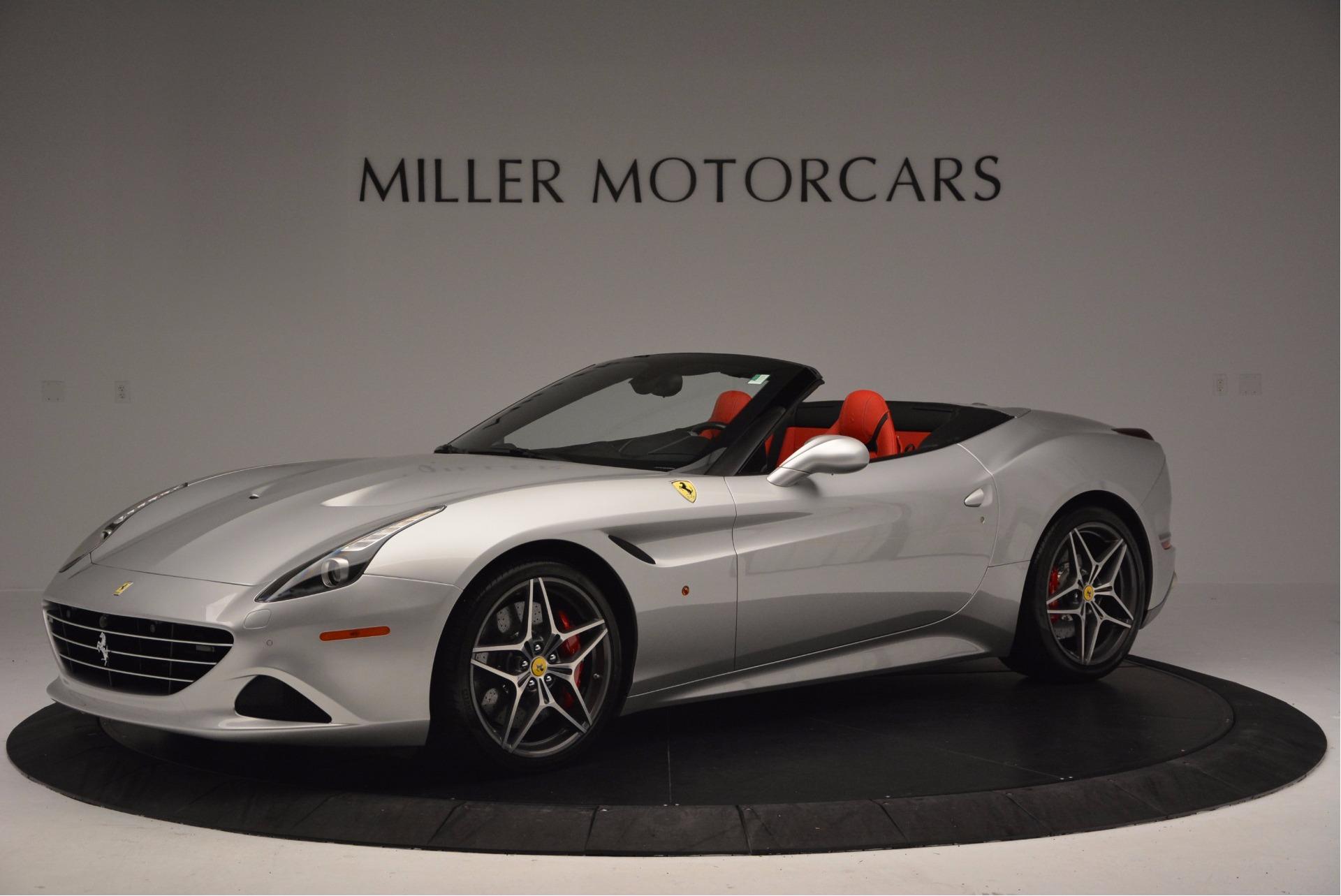 Used 2015 Ferrari California T  For Sale 154900 In Greenwich, CT