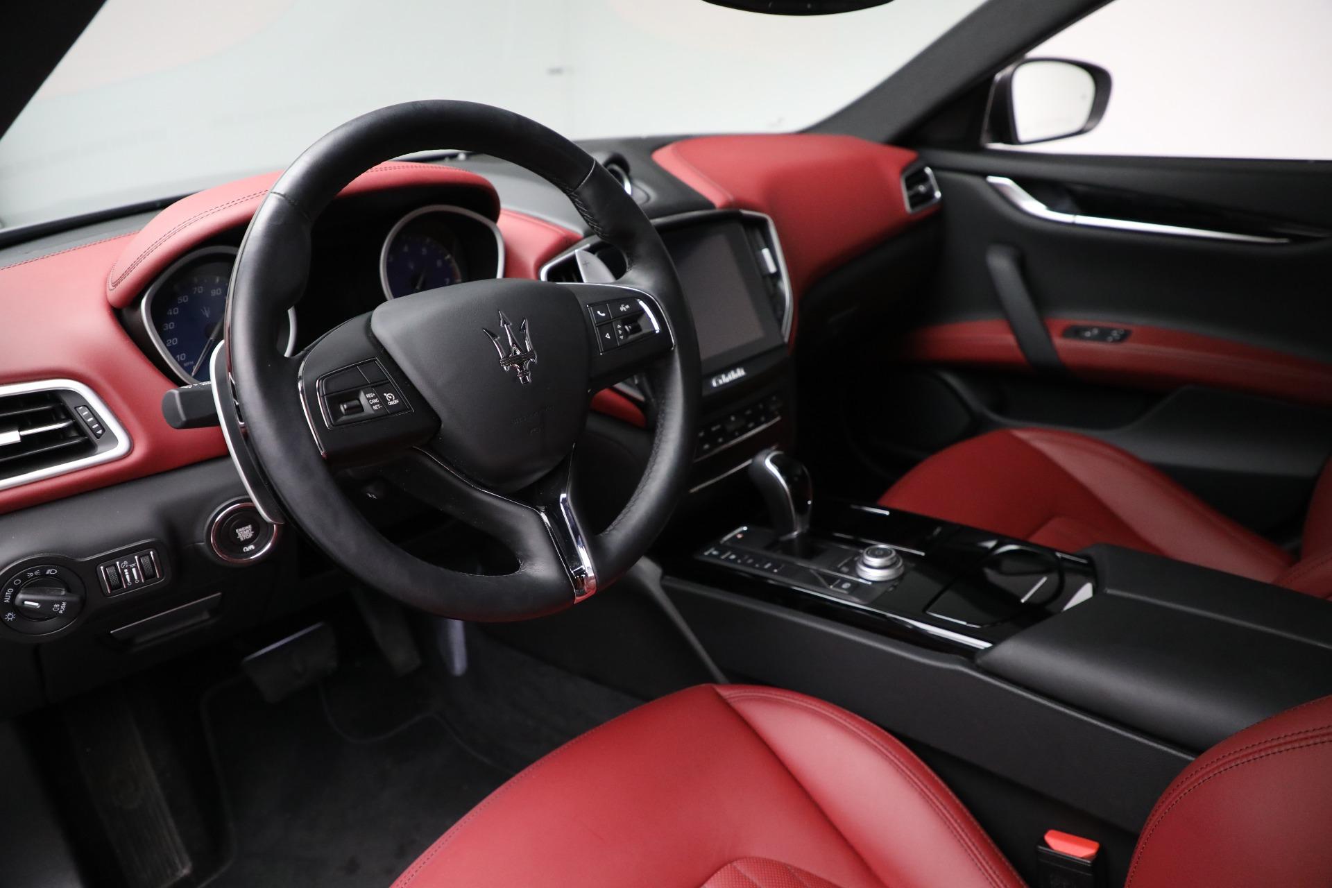 New 2018 Maserati Ghibli S Q4 GranLusso For Sale 0 In Greenwich, CT
