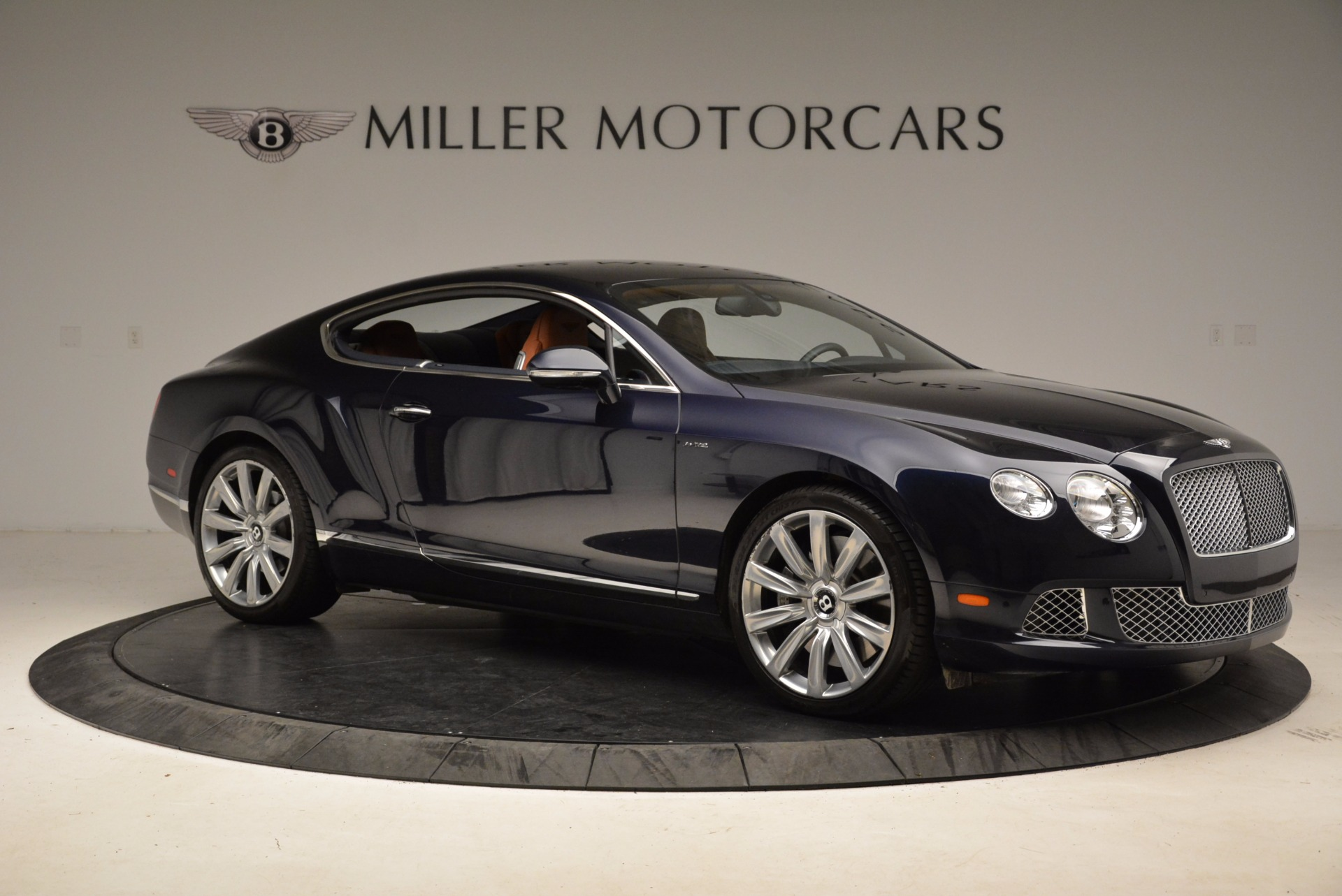Used 2014 Bentley Continental GT W12 For Sale 0 In Greenwich, CT