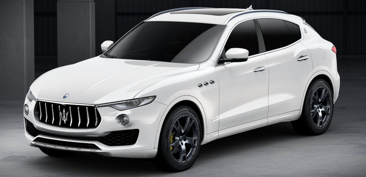 New 2018 Maserati Levante Q4 GranLusso For Sale 0 In Greenwich, CT