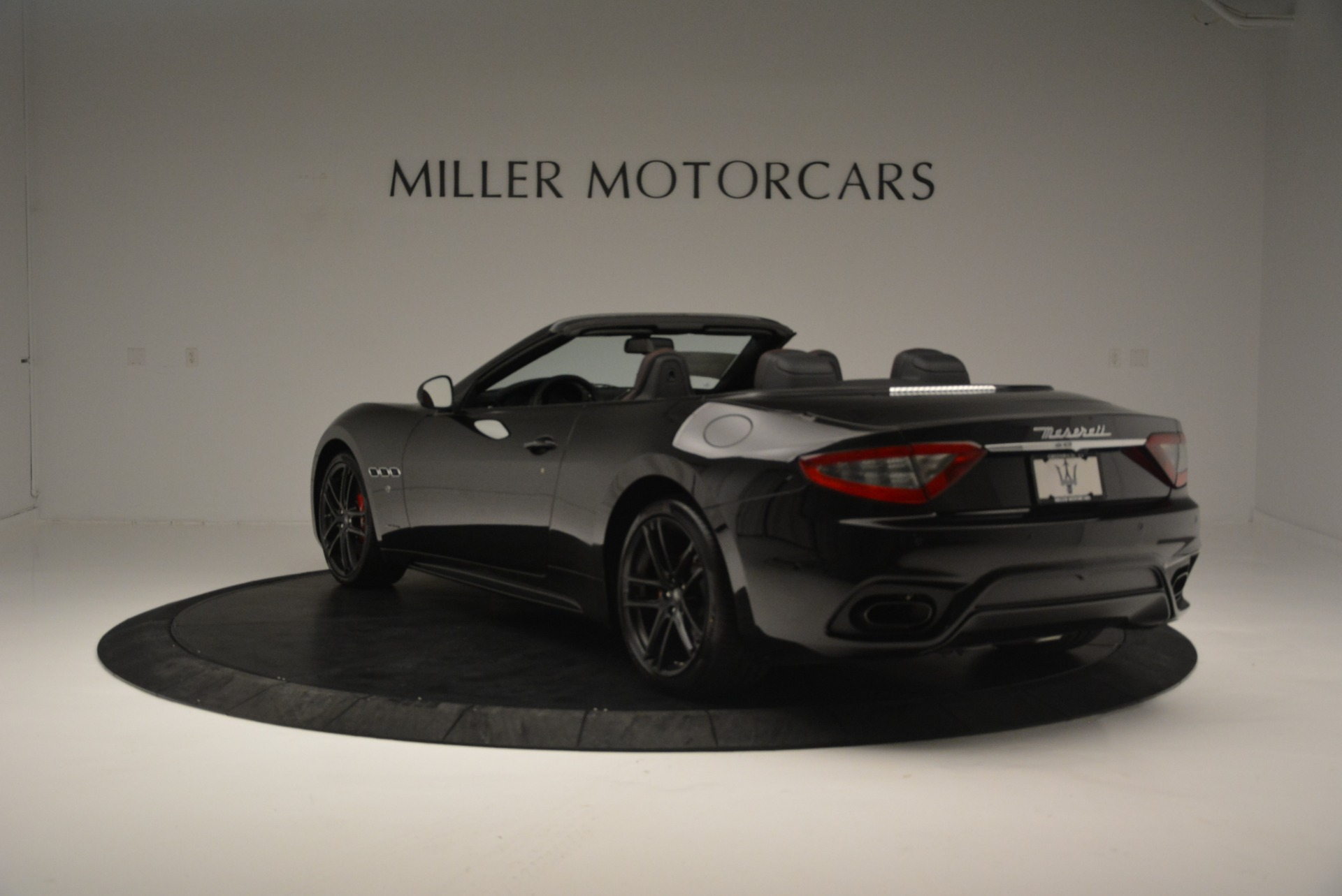 New 2018 Maserati GranTurismo Sport Convertible For Sale 159295 In Greenwich, CT